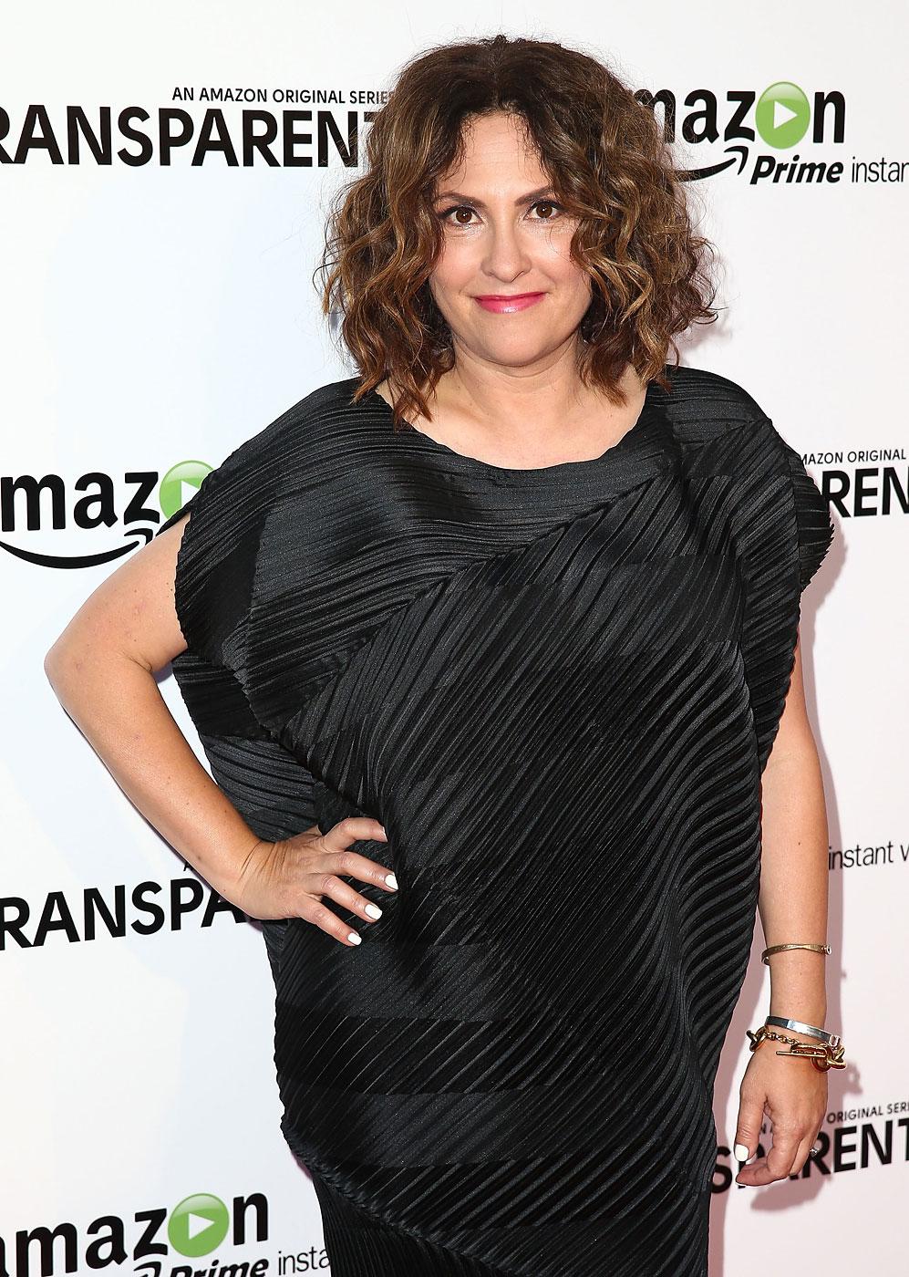 Writer Jill Soloway attends the premiere of Amazon's 'Transparent' at Ace Hotel on September 15, 2014 in Los Angeles, California.
