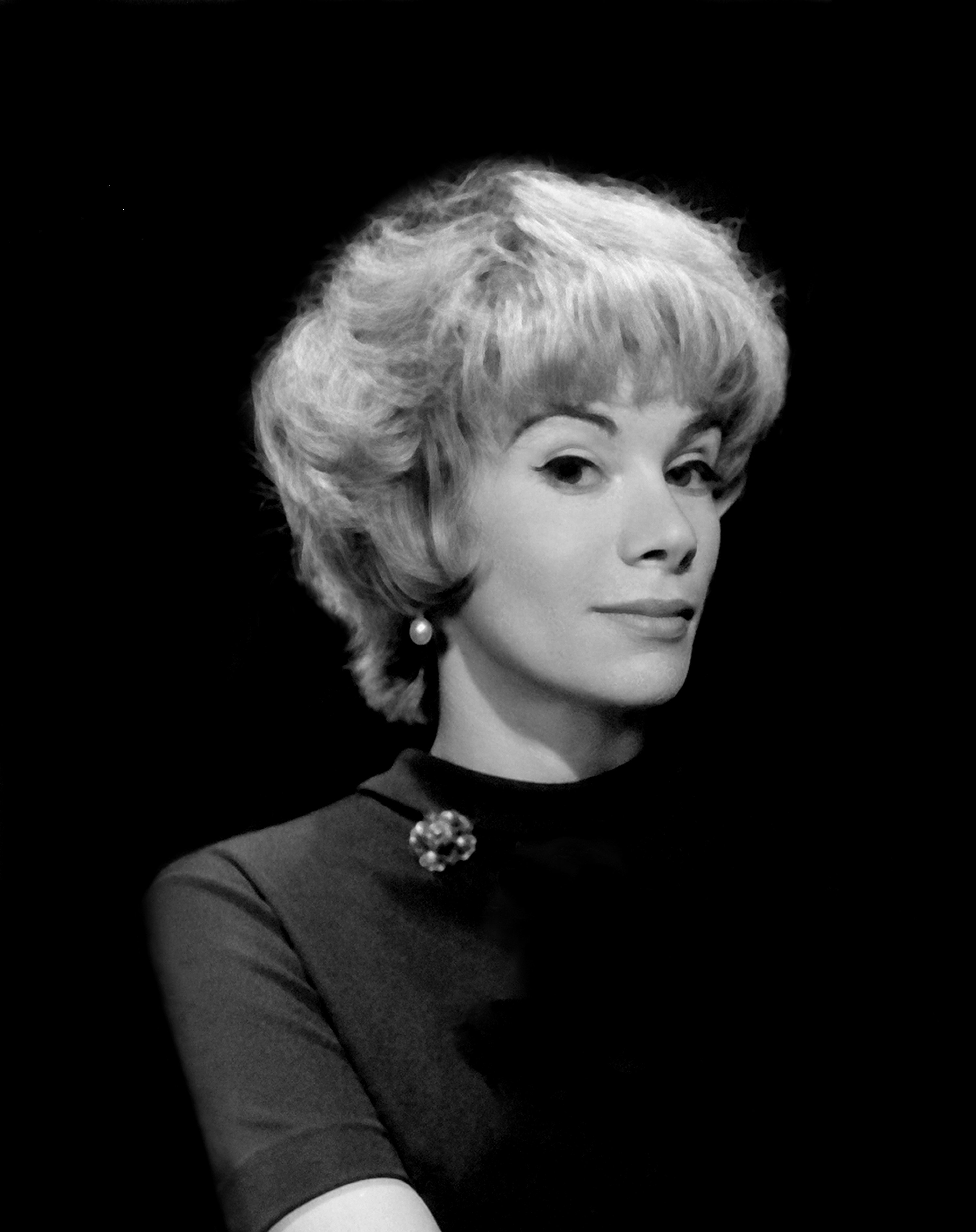 Joan Rivers, pictured here in 1965, was born Joan Alexandra Molinsky in Brooklyn N.Y. on June 8, 1933.