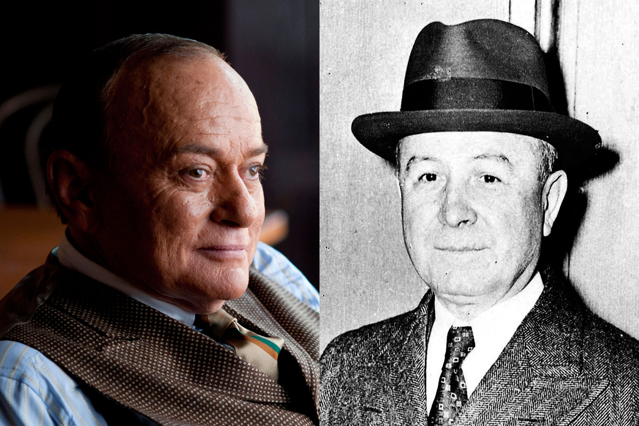 John Torrio:                               Some critics say that John Torrio, Al Capone's predecessor and mentor, was somewhat more sophisticated and image-conscious than Greg Antonacci's Boardwalk version.