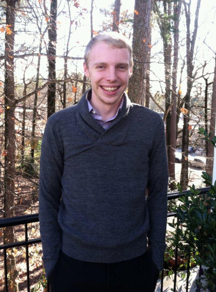 Student Josh Bergeleen