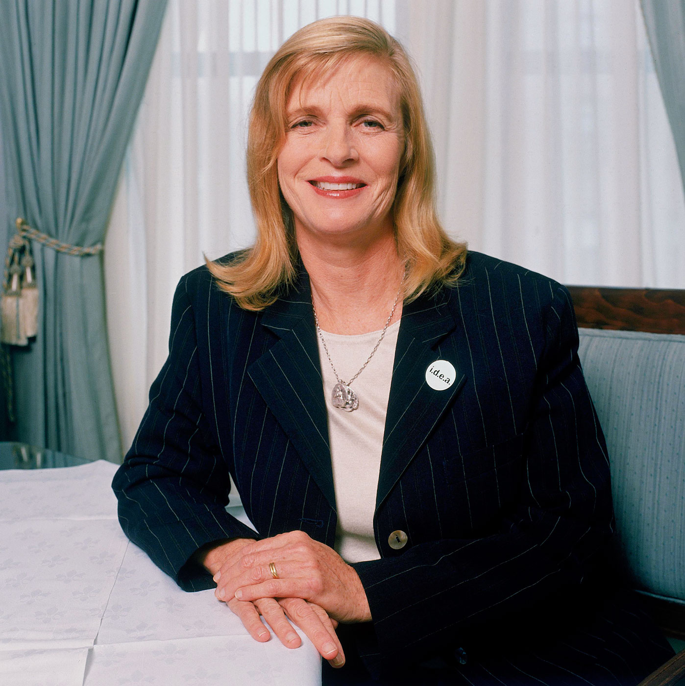 Linda McCartney                               Photographer, author, and animal-rights activist                               Diagnosed with breast cancer in 1995; died of the disease at age 56 in 1998