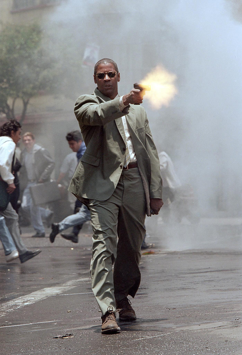 Man on Fire (2004) was an excellent movie. Don't let anyone tell you otherwise.