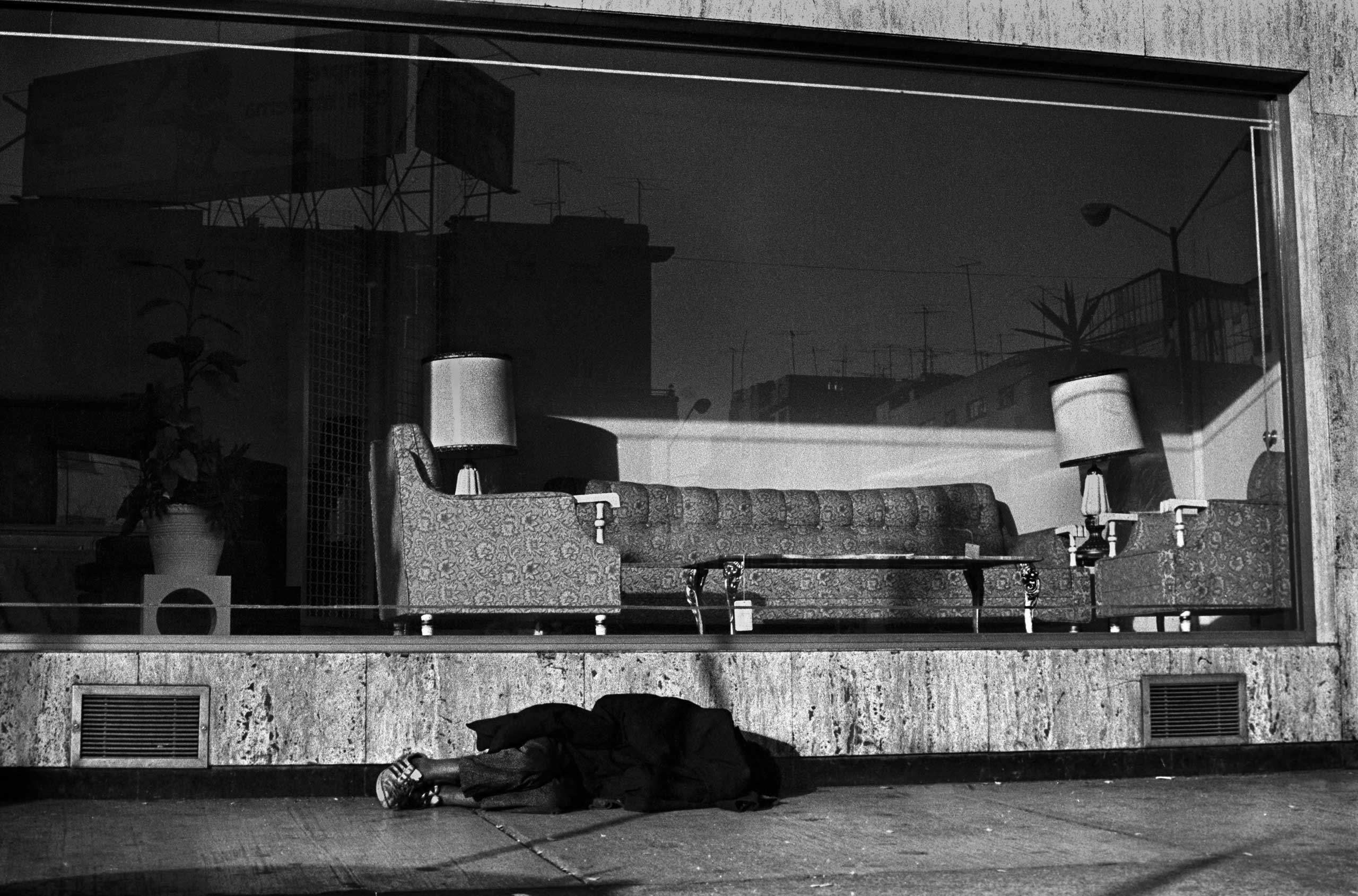 Mexico City, 1972.