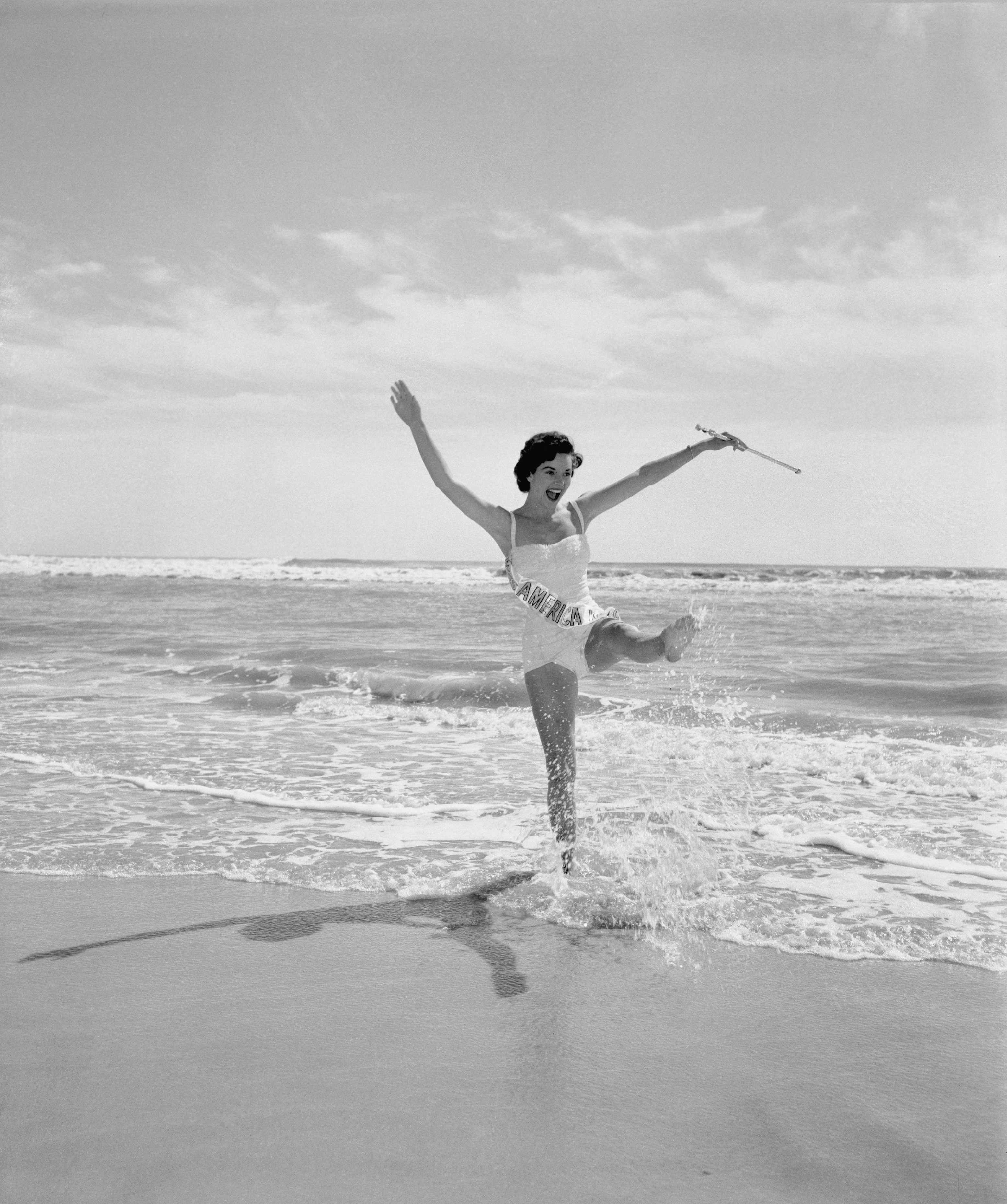 1955: Lee Meriwether from San Francisco