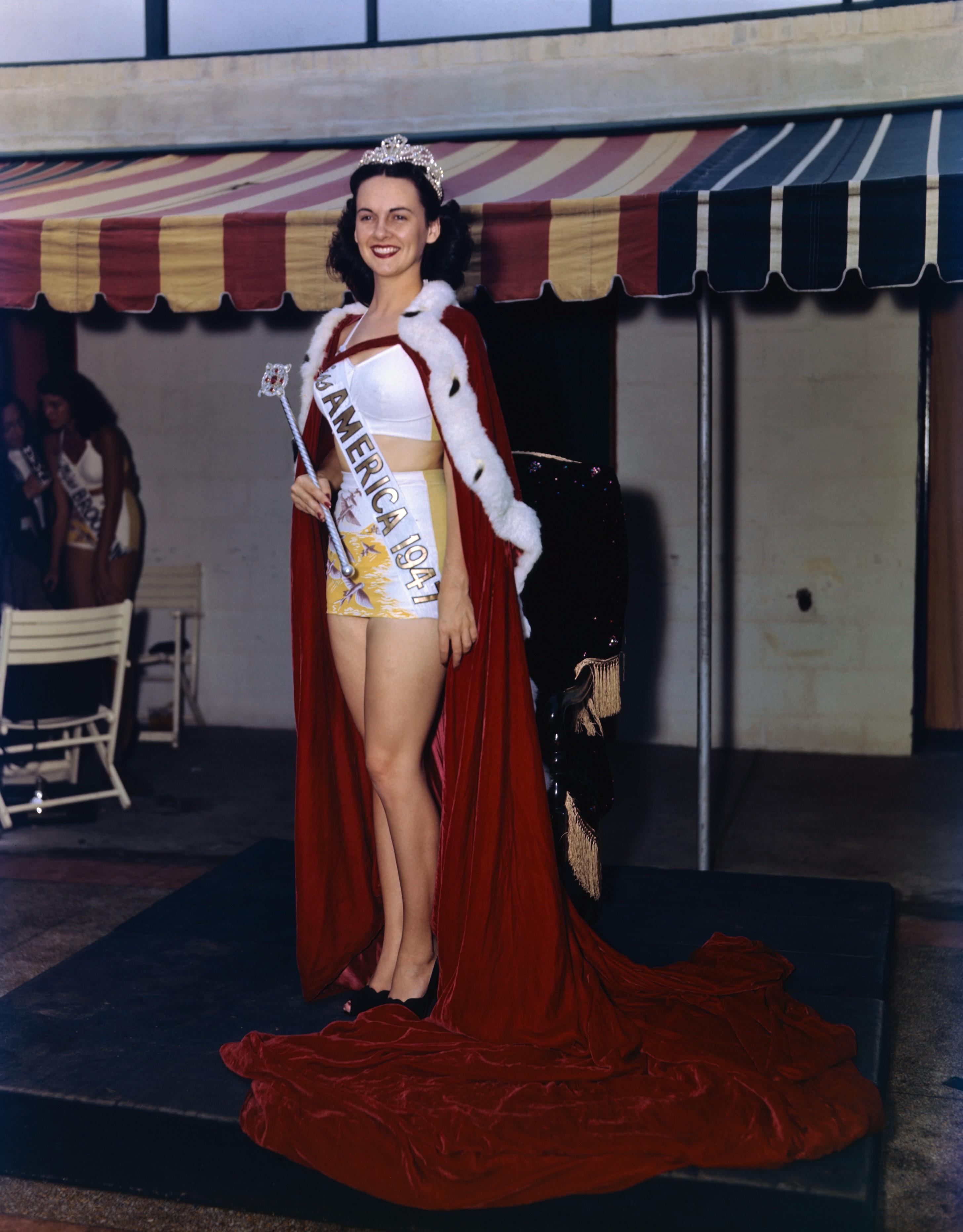 1947: Barbara Walker from Memphis, Tenn.