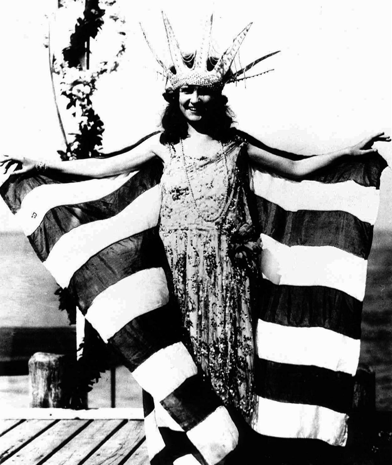 1921: Margaret Gorman from Washington