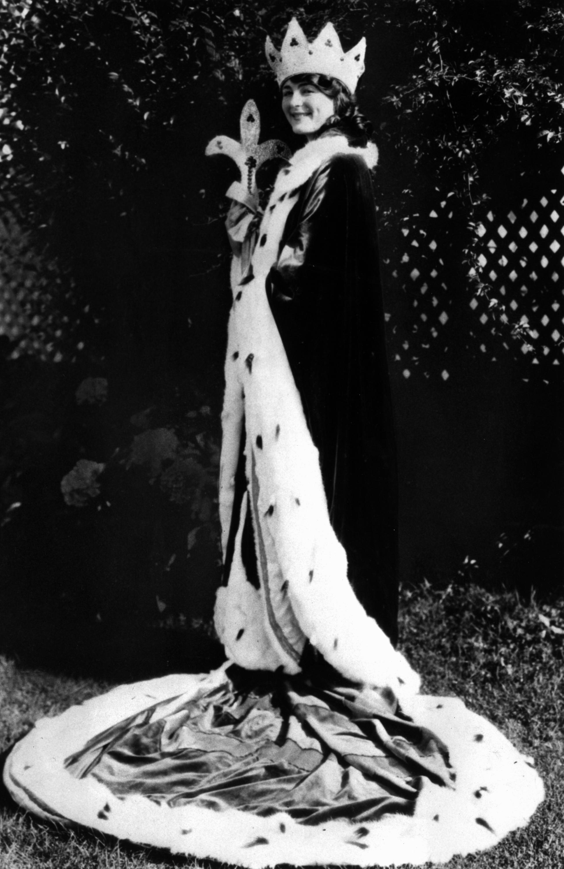 1922: Mary Katherine Campbell from Columbus, Ohio
