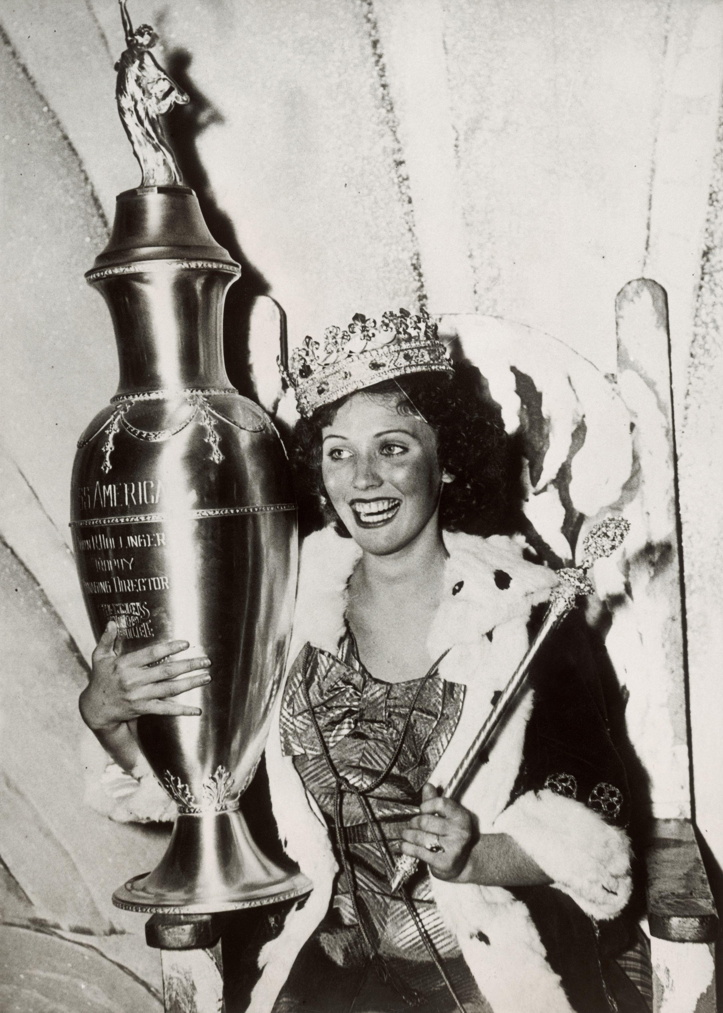 1935: Henrietta Leaver from Pittsburgh