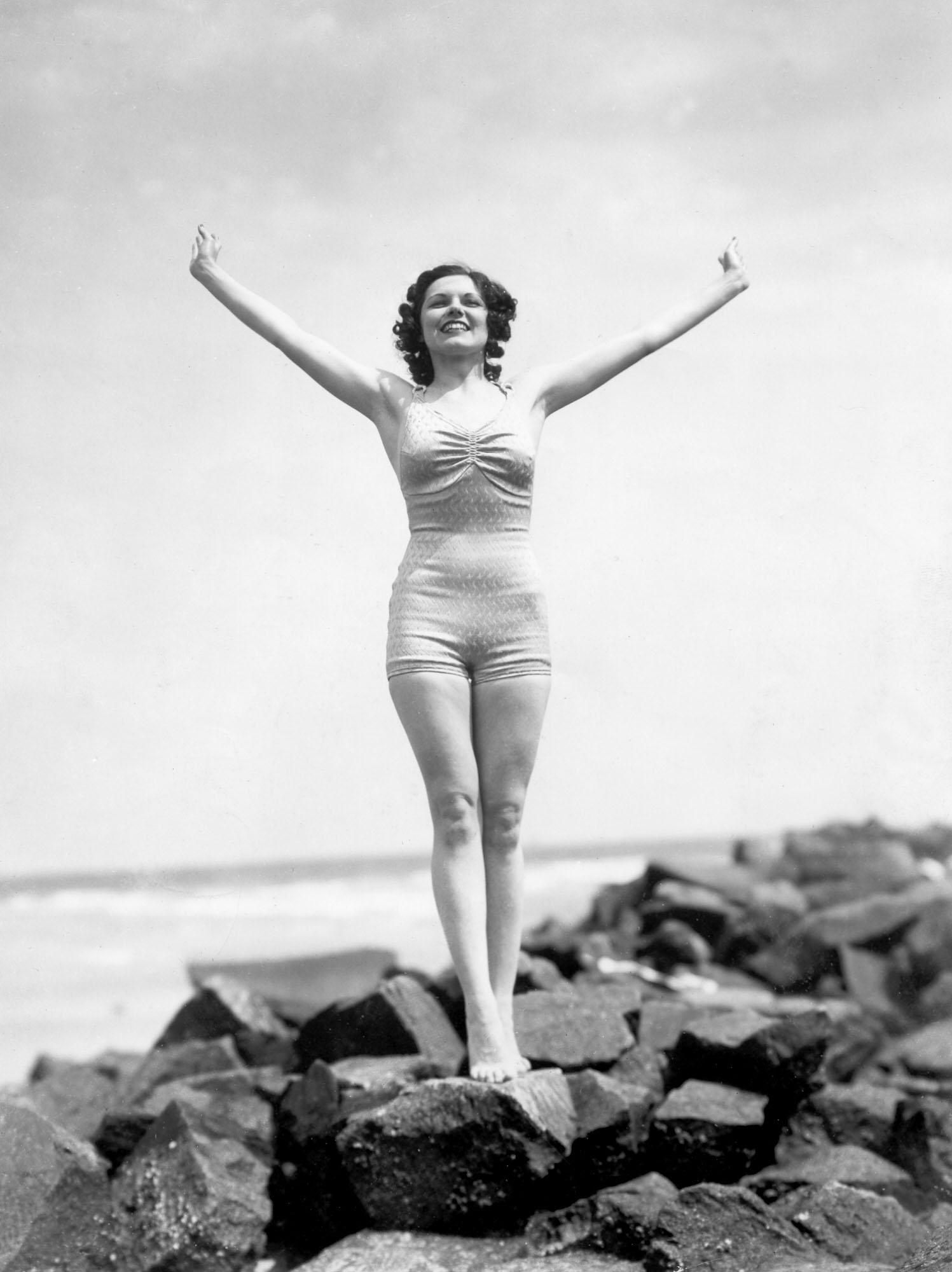1936: Rose Veronica Coyle from Philadelphia