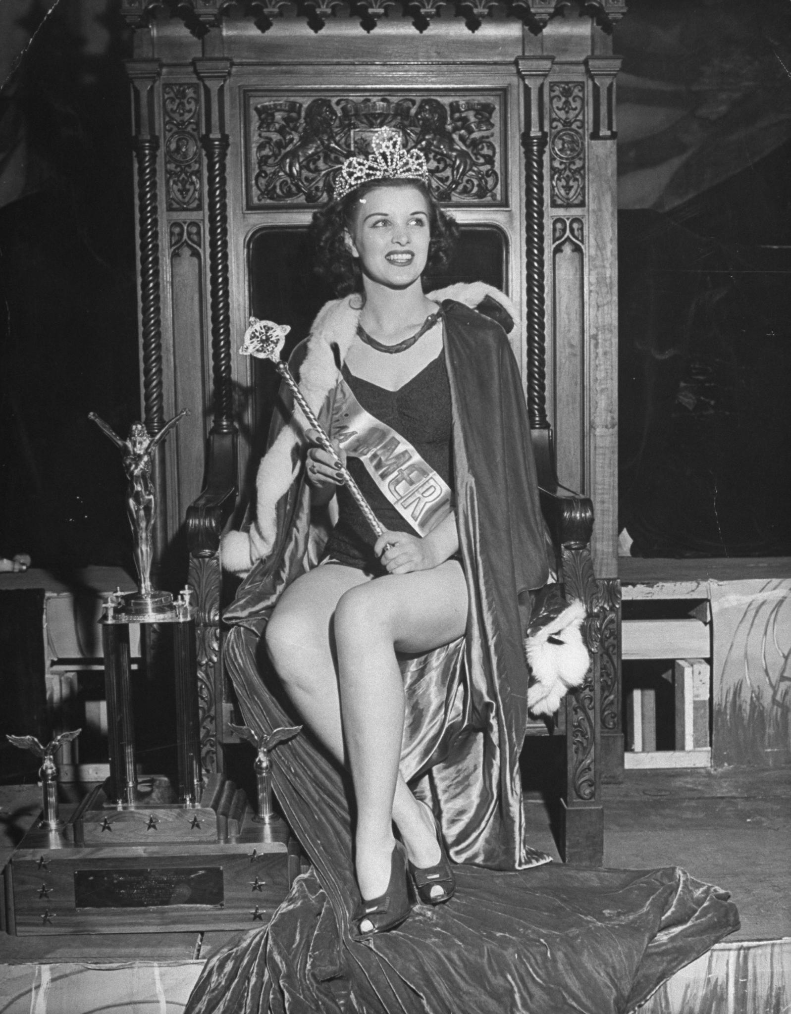 1944: Venus Ramey from Washington