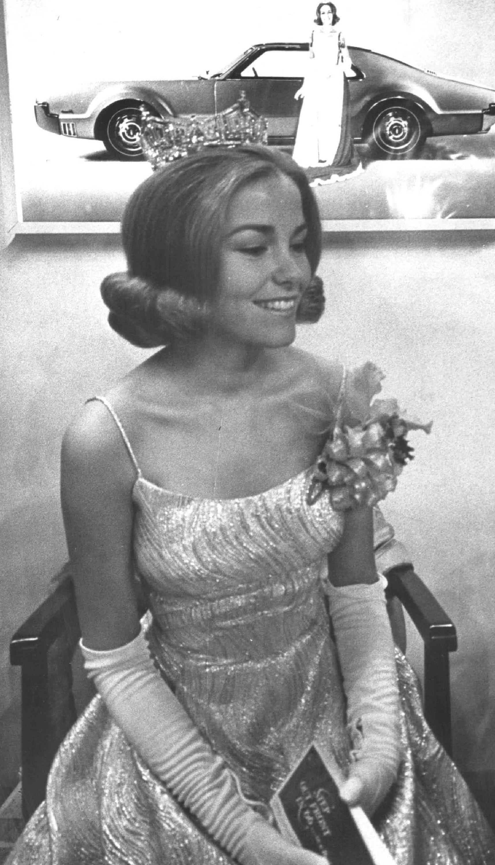 1966: Deborah Bryant from Overland Park, Kan.