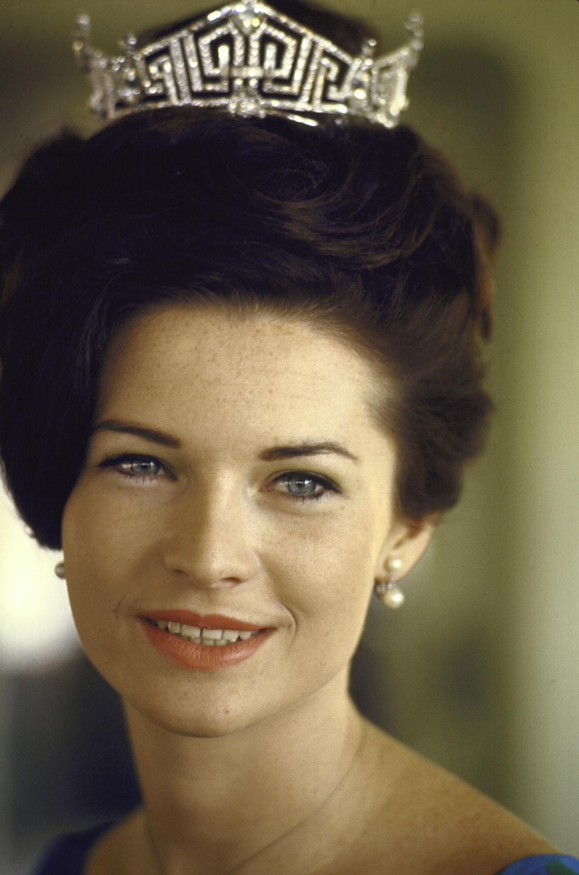 1967: Jayne Anne Jayroe from Laverne, Okla.