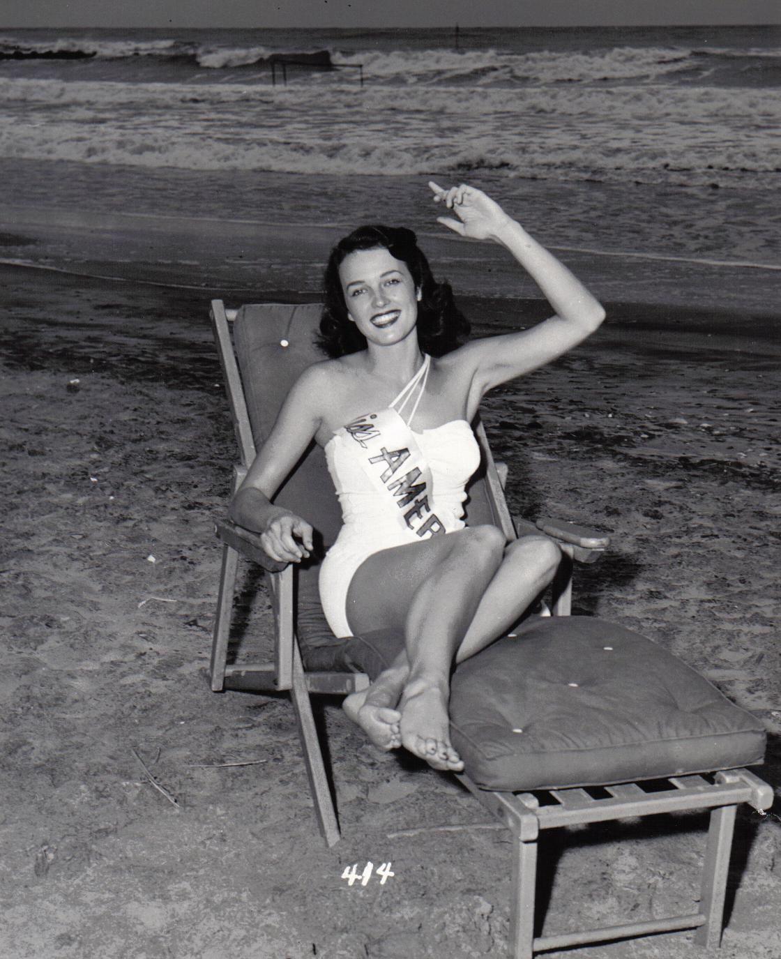 1953: Neva Langley from Macon, Ga.