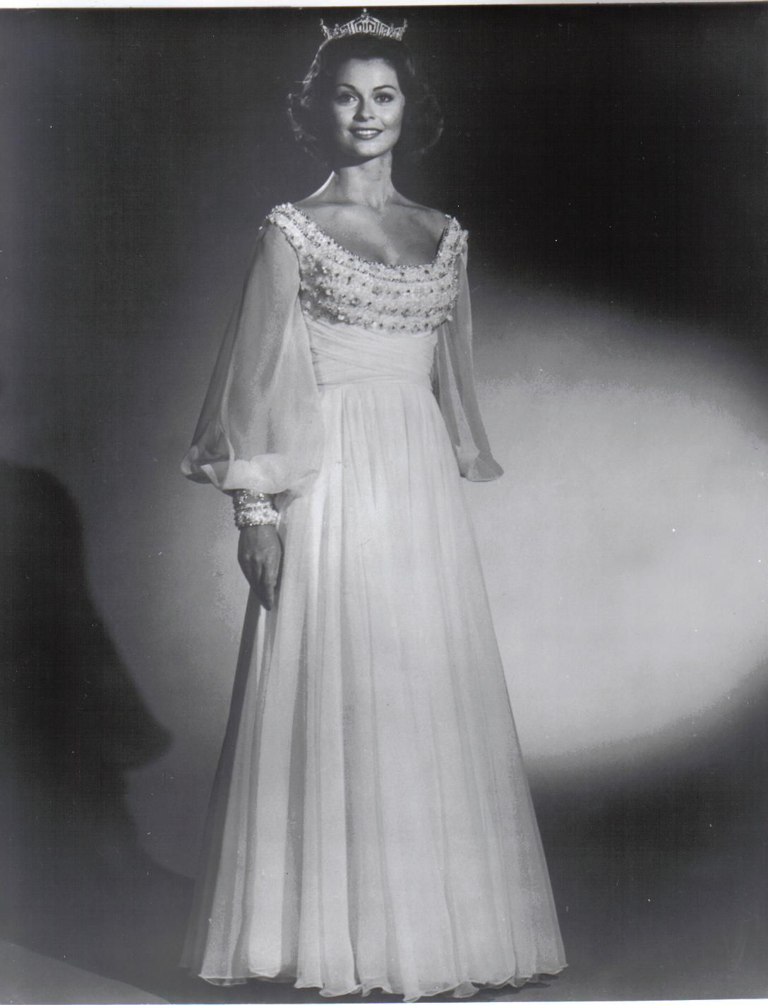 1975: Shirley Cothran from Denton, Texas