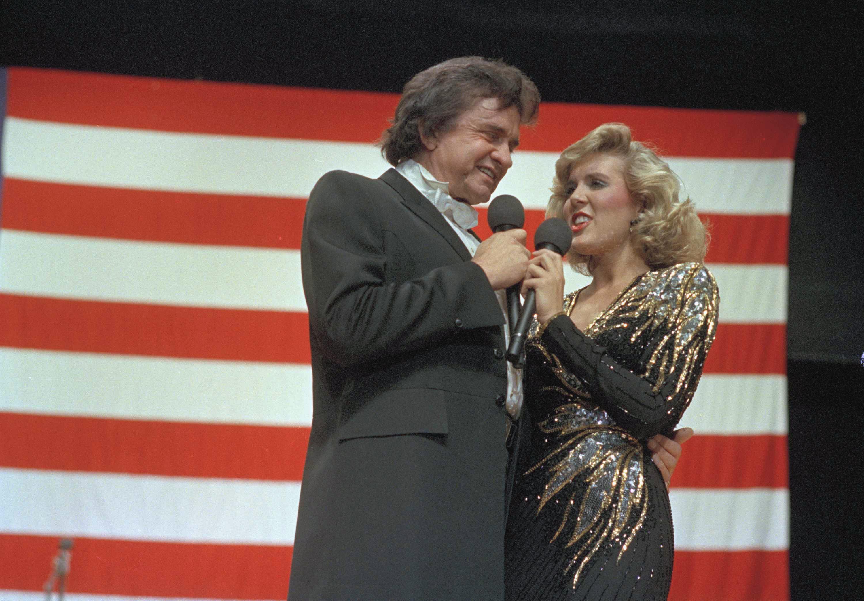1987: Kellye Cash from Memphis, Tenn.