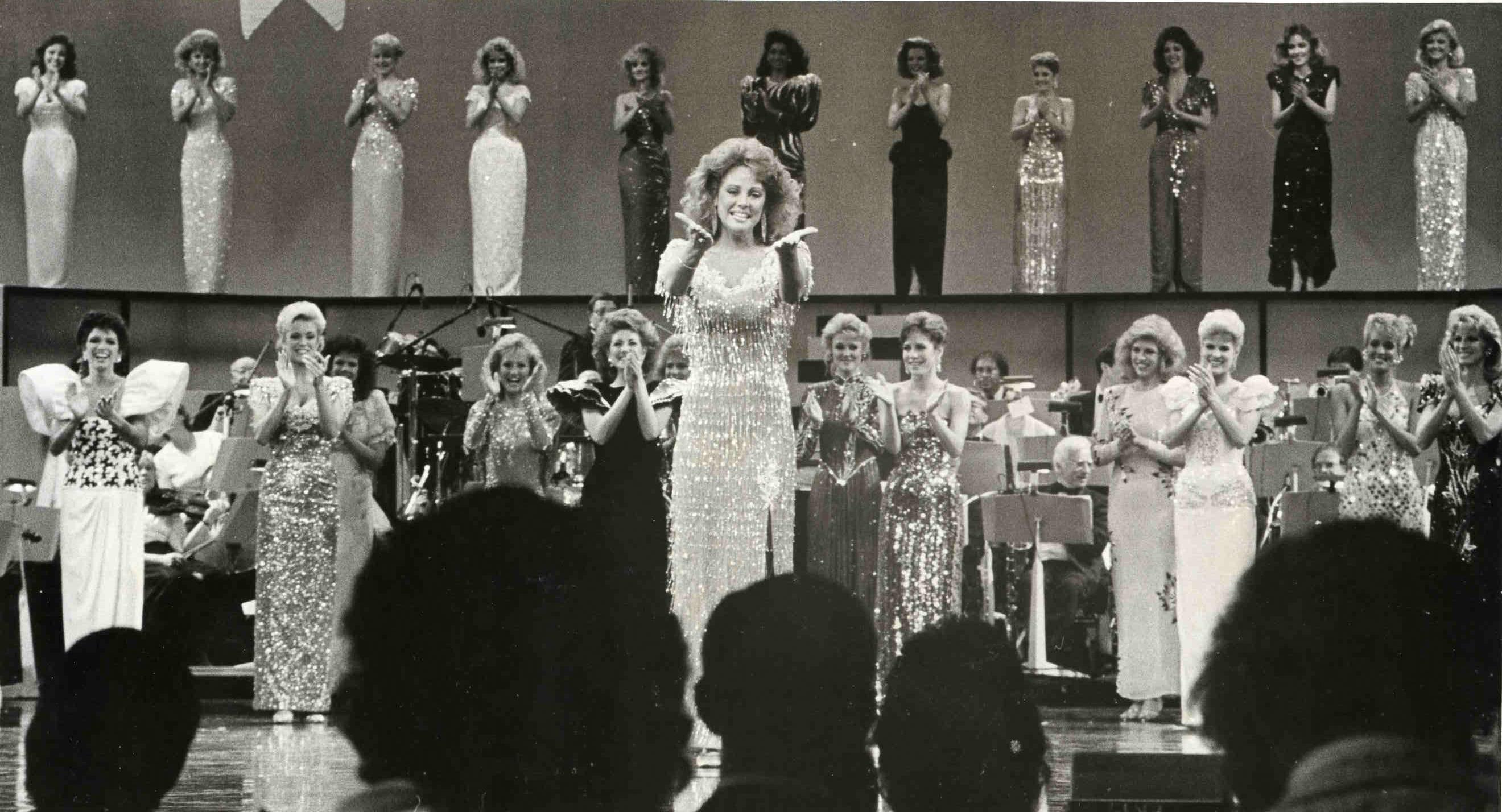 1988: Kaye Lani Rae Rafko from Monroe, Mich.