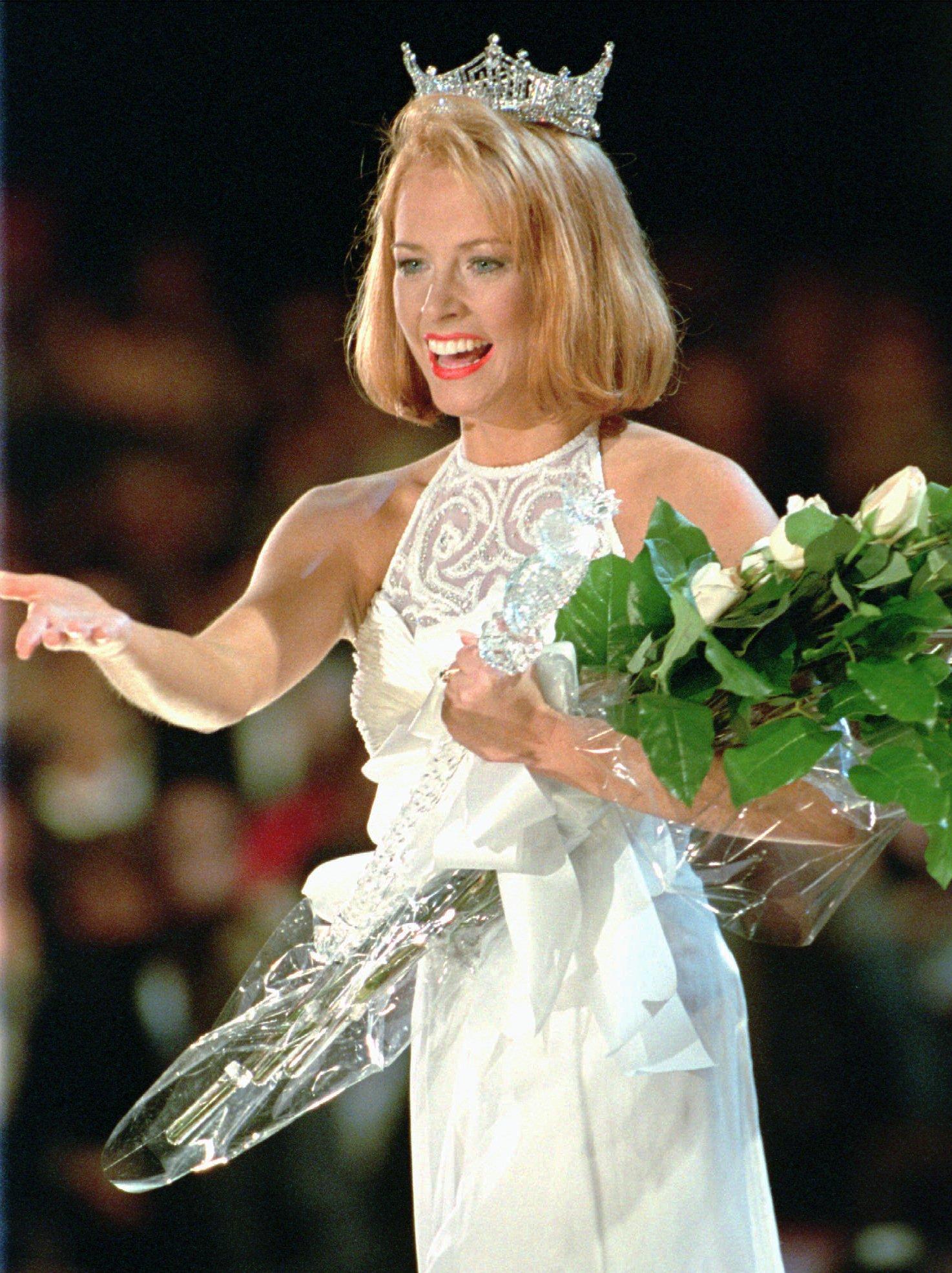 1996: Shawntel Smith from Muldrow, Okla.