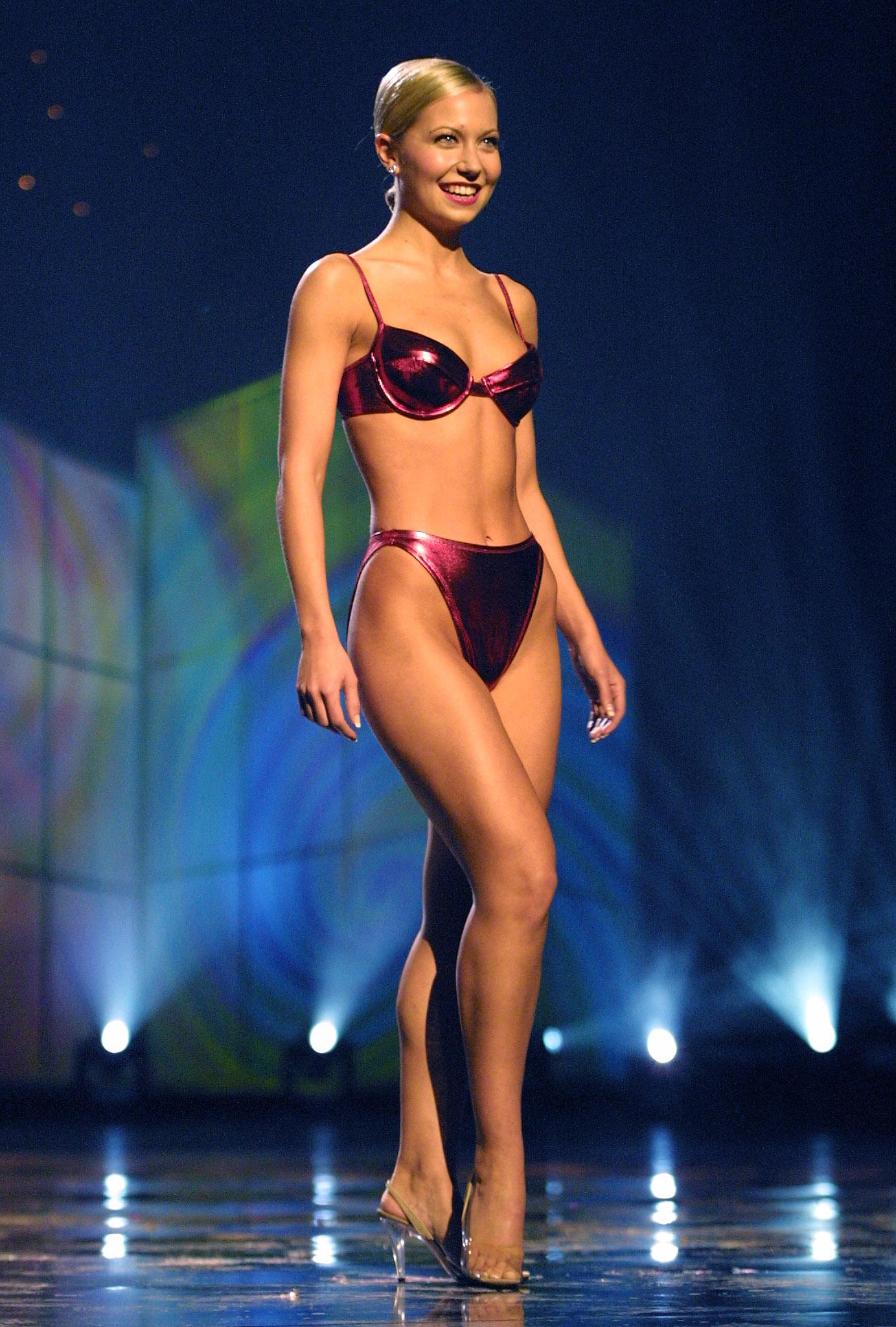 2002: Katie Harman from Gresham, Ore.