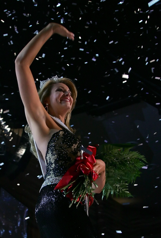 2007:  Lauren Nelson from Lawton, Okla.