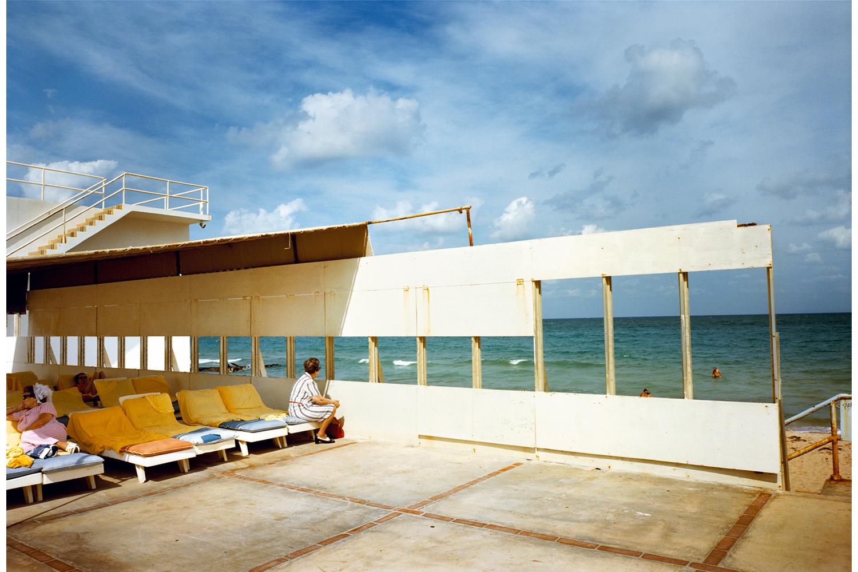Miami Beach I, Florida 1976                                                                                             Courtesy of Sikkema Jenkins & Co., New York