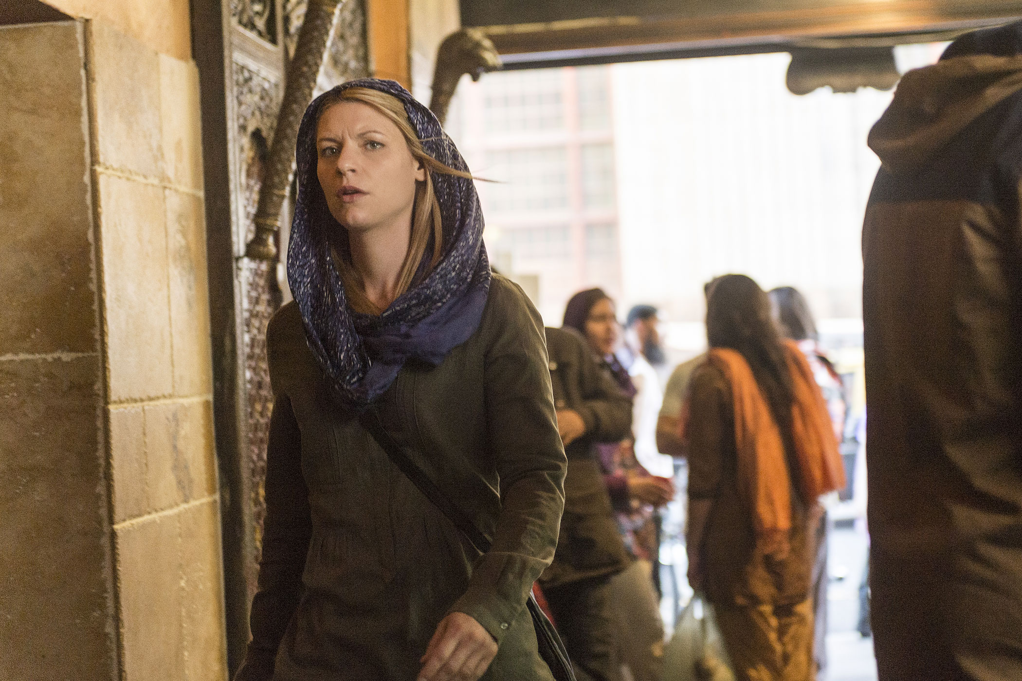 10. Homeland (Showtime) - 36,733 average users pirating worldwide per day
