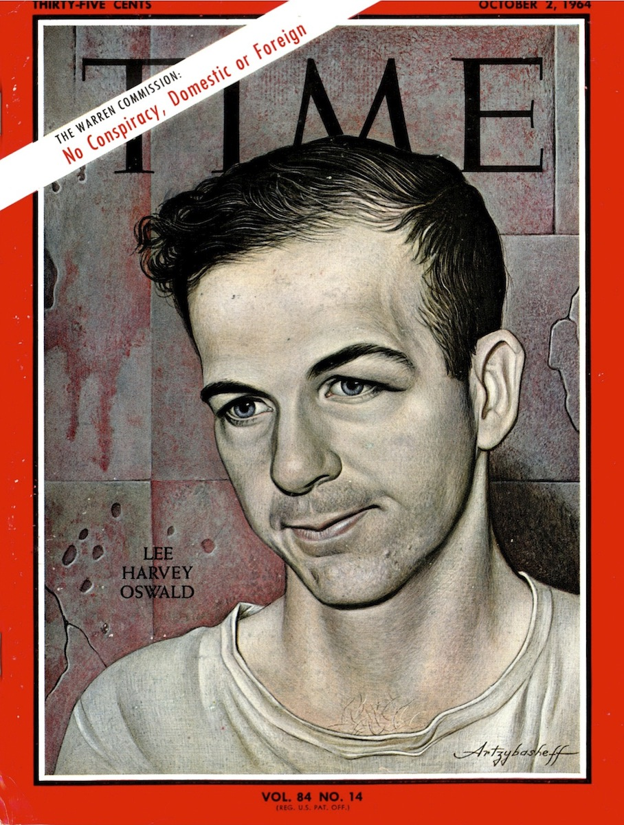 The Oct. 2, 1964, cover of TIME