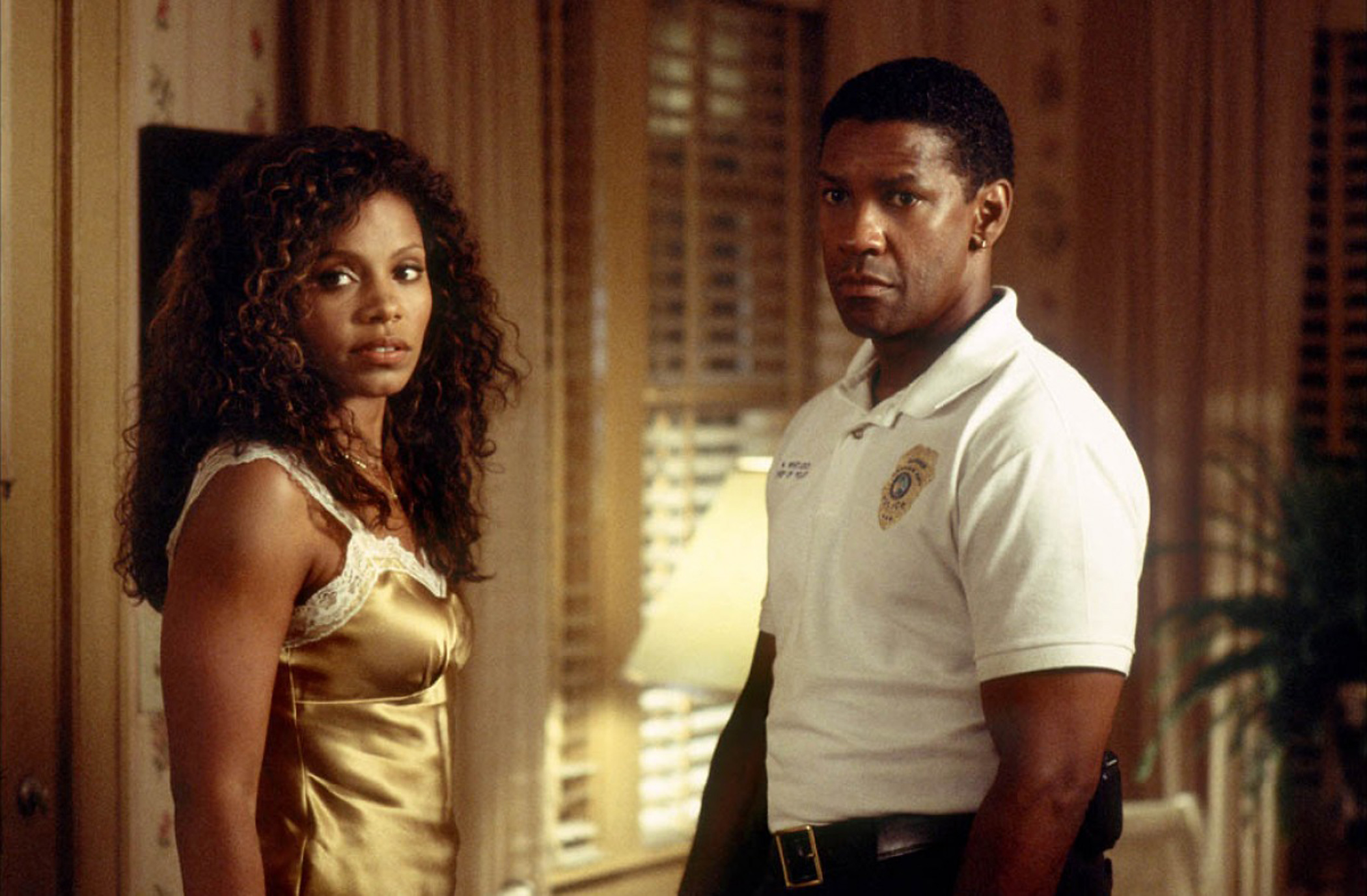 Out of Time (2003) marked Denzel Washington's first 21st century foray into the pure action genre.