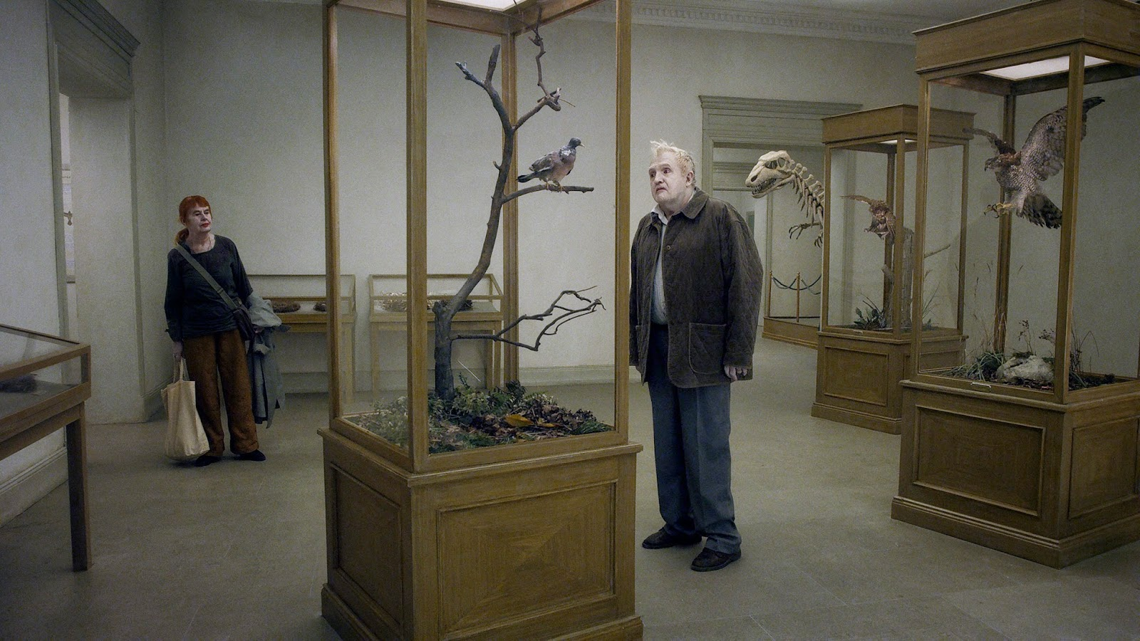 Roy Andersson's 'A Pigeon Sat on a Branch Reflecting on Existence'