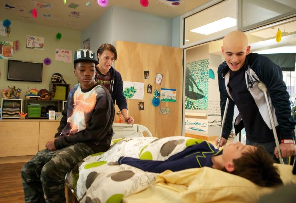 """Review of """"Red Band Society"""" on Fox 
