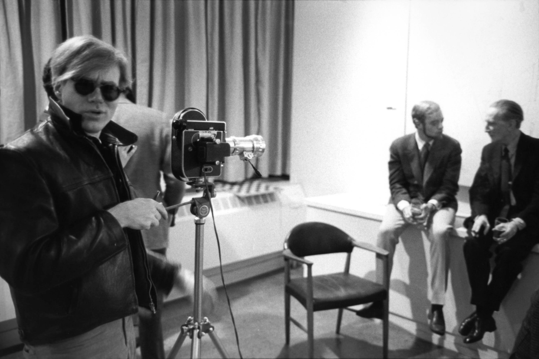Andy Warhol, Sam Green, Marcel Duchamp, Cordier Ekstrom Gallery