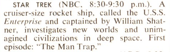 From the Sept. 9, 1966, issue of TIME