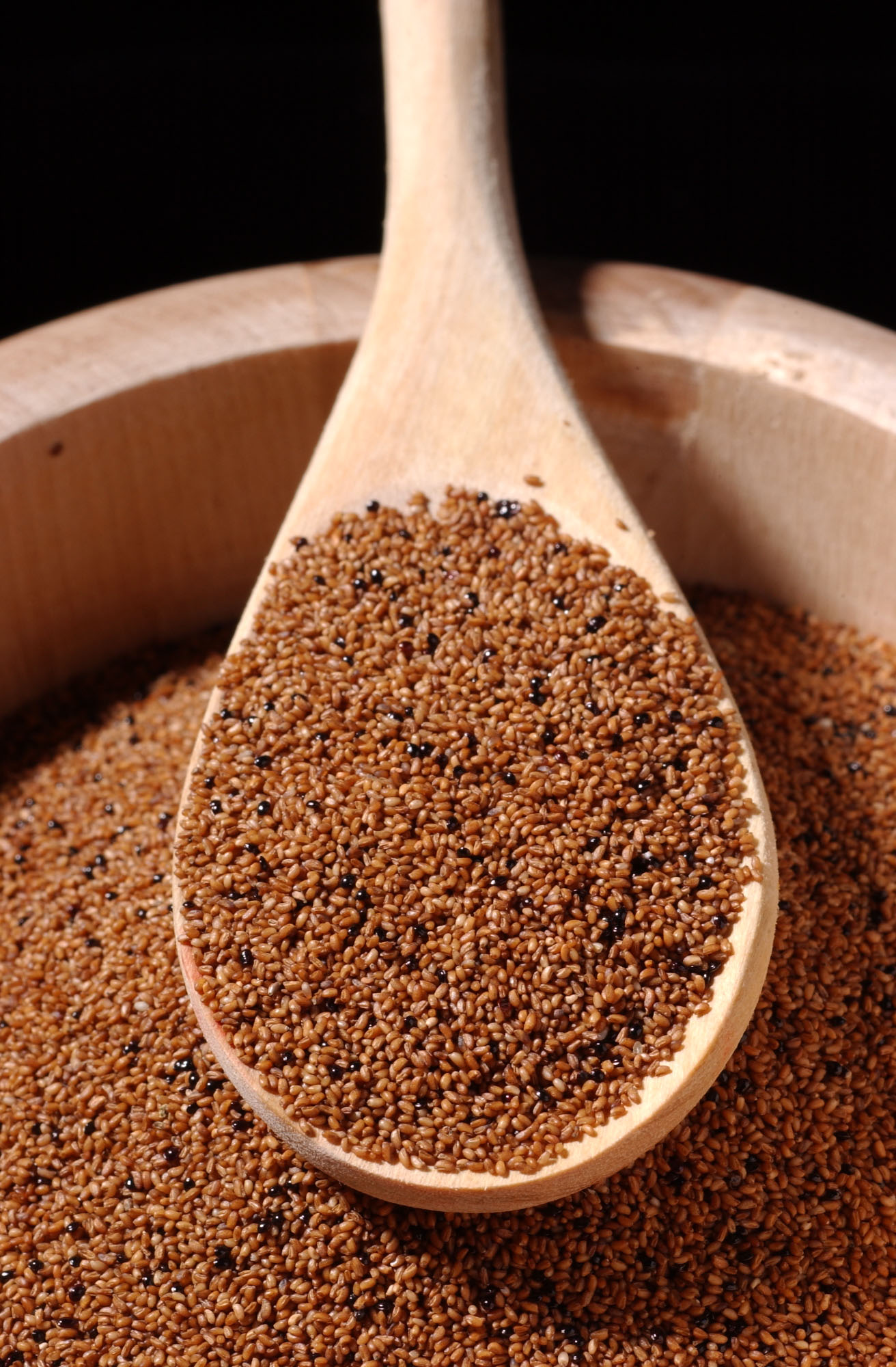 Teff, the world's smallest grain