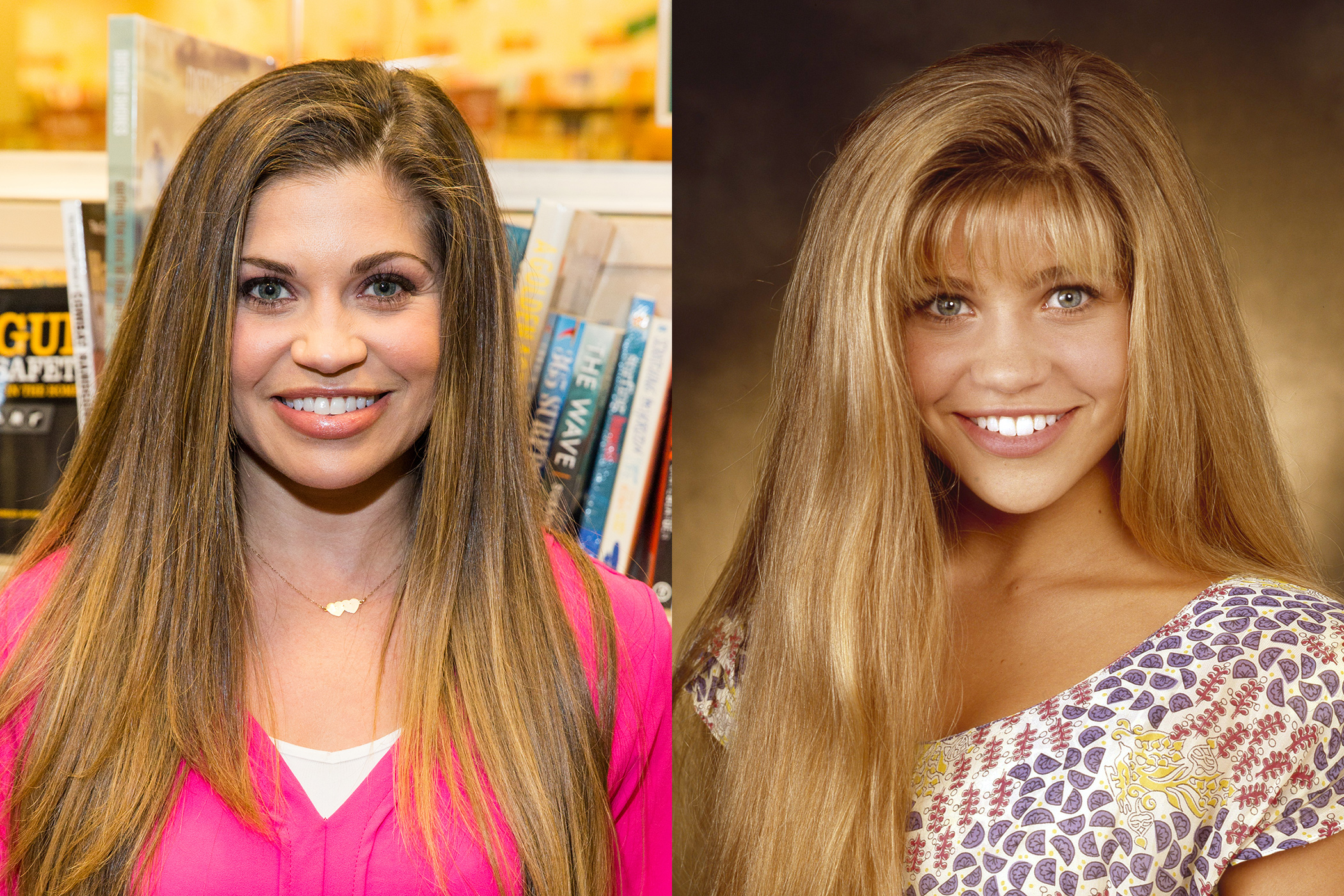 <strong>Danielle Fishel.</strong>                                   After taking on a handful of film and television roles and earning a degree in psychology from the California State University, Fullerton, Fishel joined her former castmates and reprised the role of Topanga in Girl Meets World.