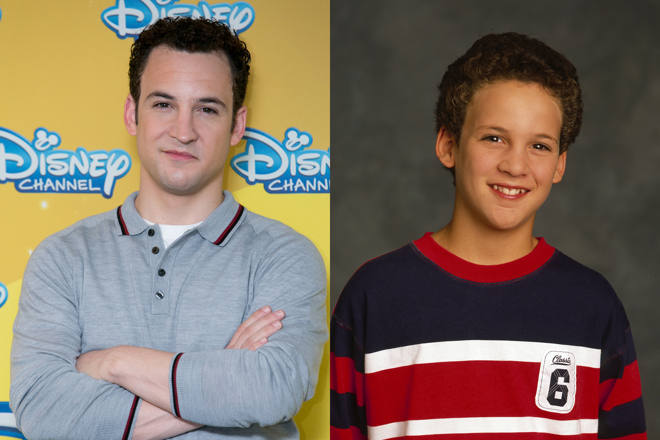 <strong>Ben Savage.</strong>                                   After graduating from Stanford and taking sporadic TV and film parts, the boy who once met the world returned to role of Cory Matthews in this year's Disney Channel spin-off Girl Meets World.