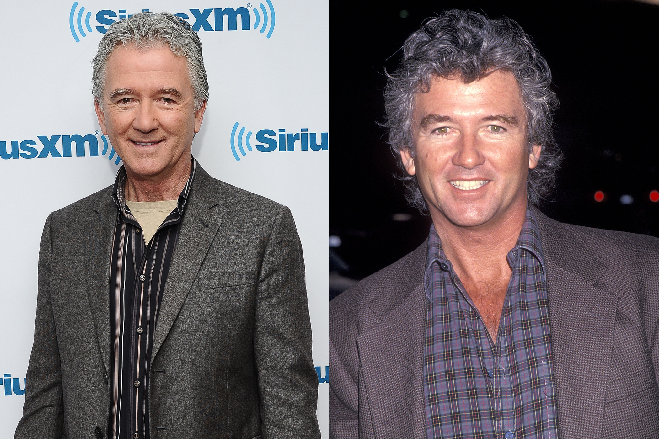 <strong>Patrick Duffy.</strong>                                   