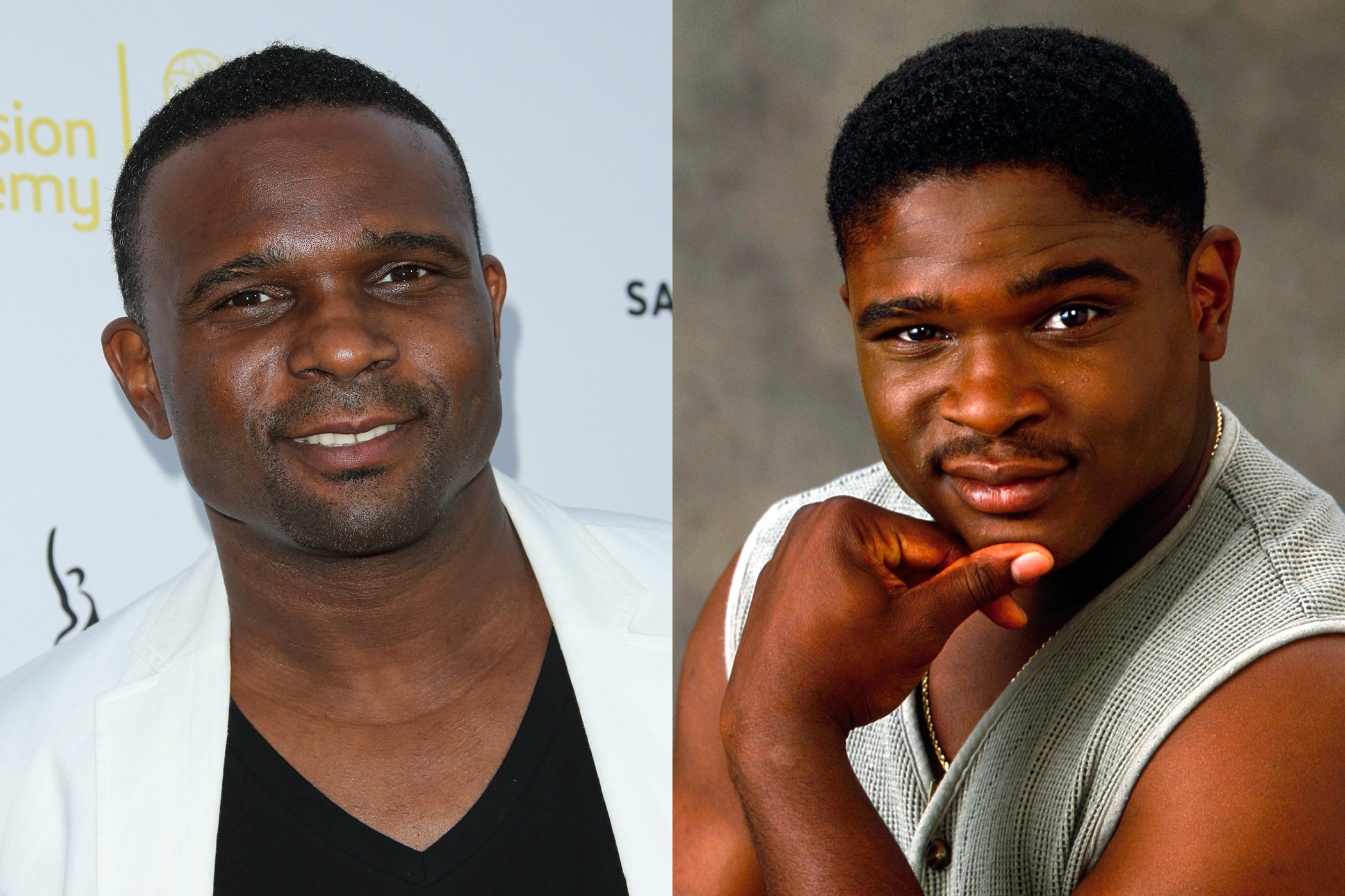 <strong>Darius McCrary.</strong>                                   