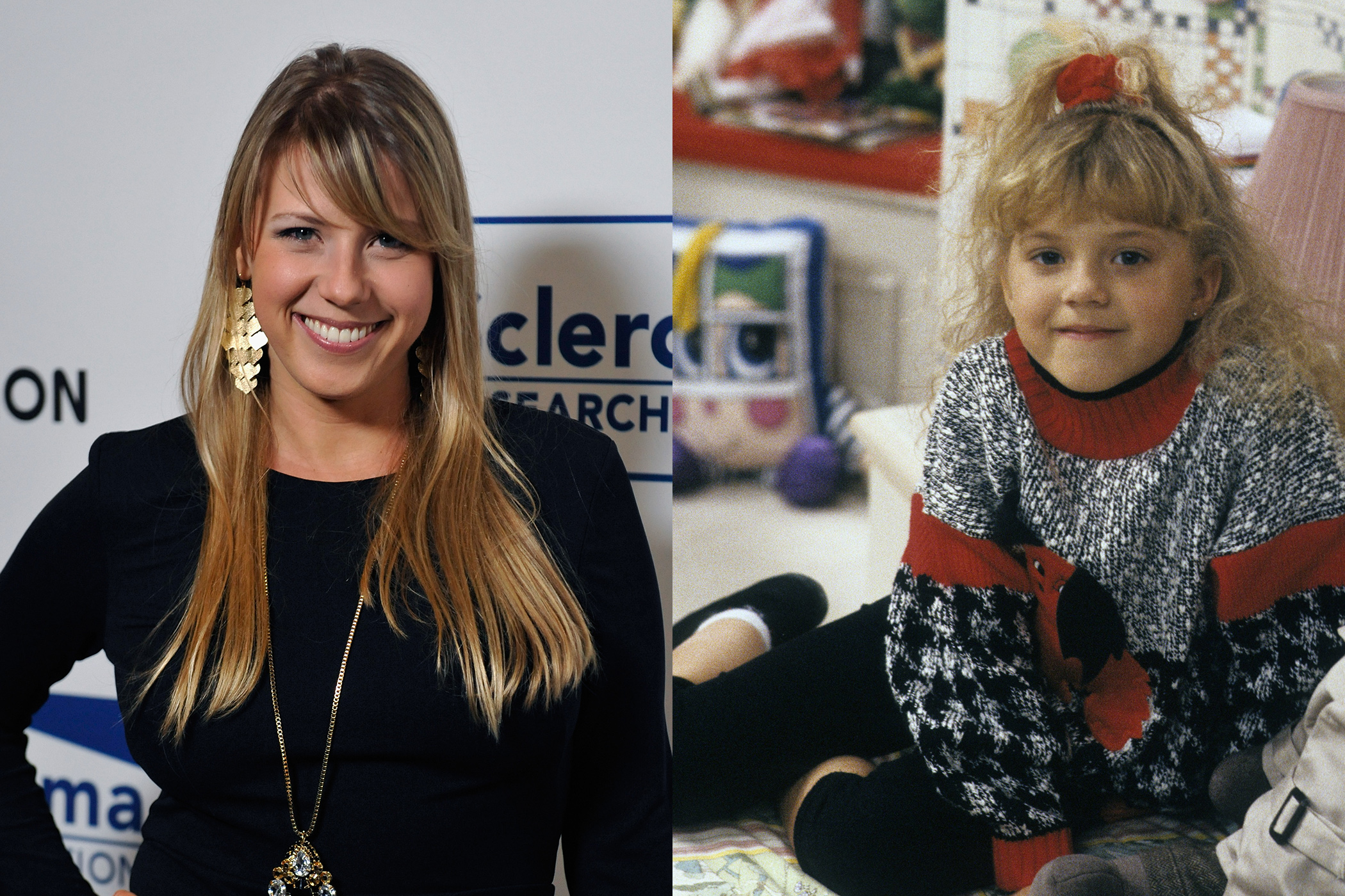 <strong>Jodie Sweetin.</strong>                                   The former child actor moved on from Full House to work irregularly in television throughout the late '90s and into the aughts. In 2009, she penned the memoir 'unsweetened,' in which she revealed that she had long grappled with a meth addiction.
