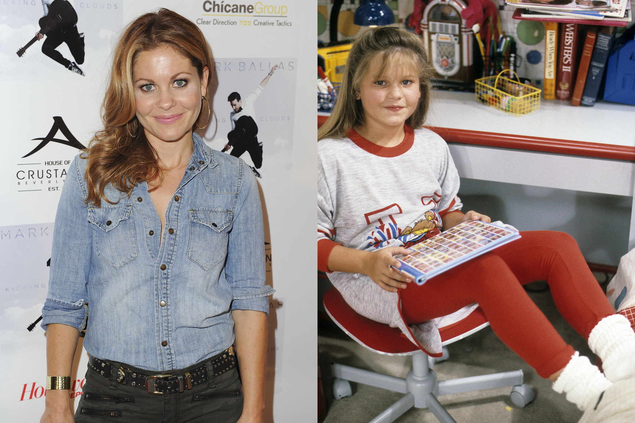 <strong>Candace Cameron.</strong>                                   Though she had a handful of roles after Full House ended its run in 1995, Cameron's biggest TV appearance after TGIF was in the 2014 season of Dancing With the Stars, where she placed third. A resolute religious conservative, she has also penned two books, 2011's Reshaping It All: Motivation for Physical and Spiritual Fitness and 2014's Balancing It All: My Story of Juggling Priorities and Purpose.