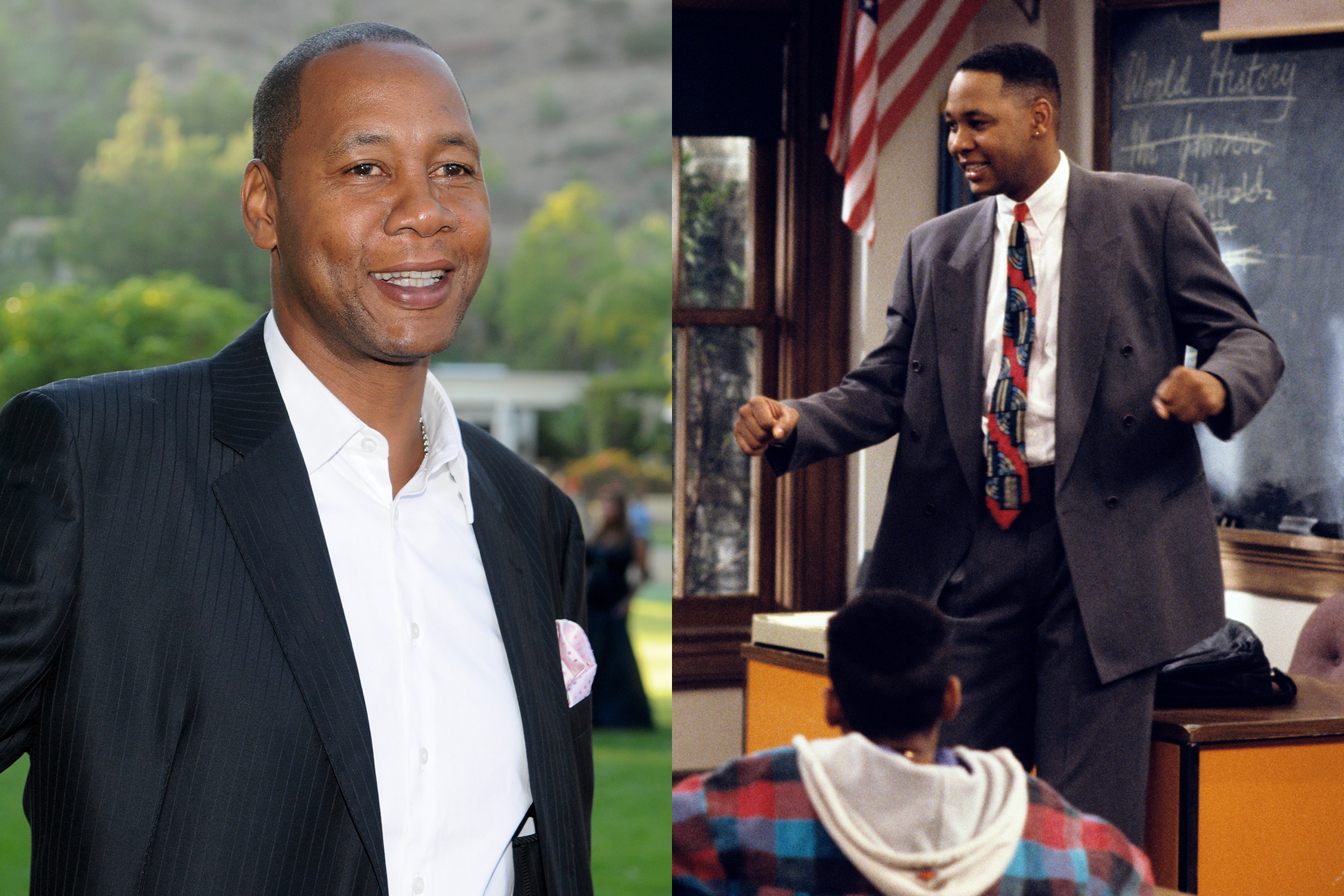 <strong>Mark Curry.</strong>                                   