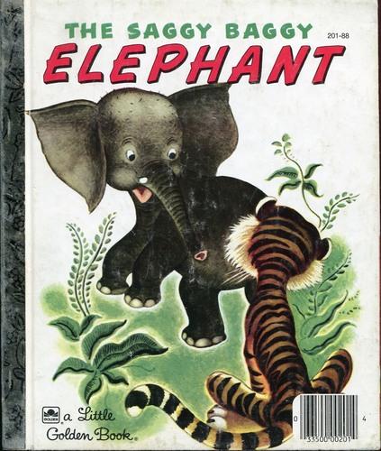 The Saggy Baggy Elephant Book