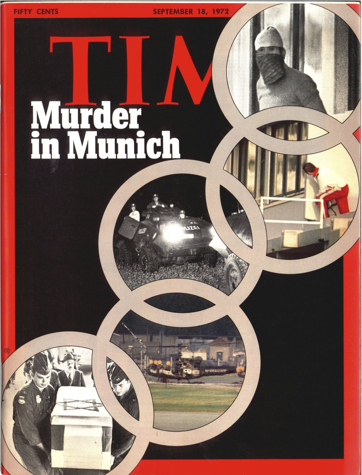 The September 18, 1972, cover of TIME