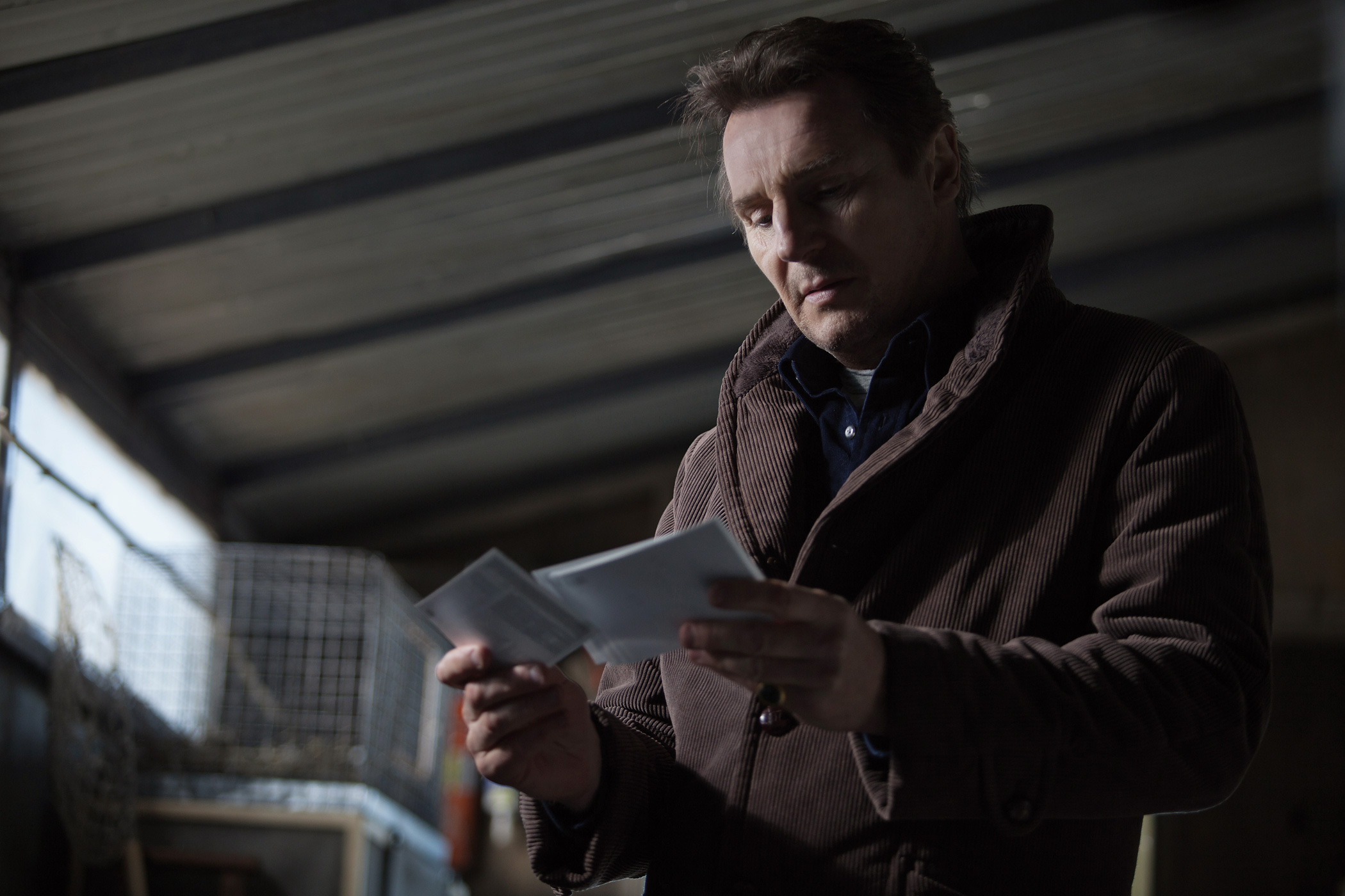 Liam Neeson stars in A Walk Among the Tombstones —