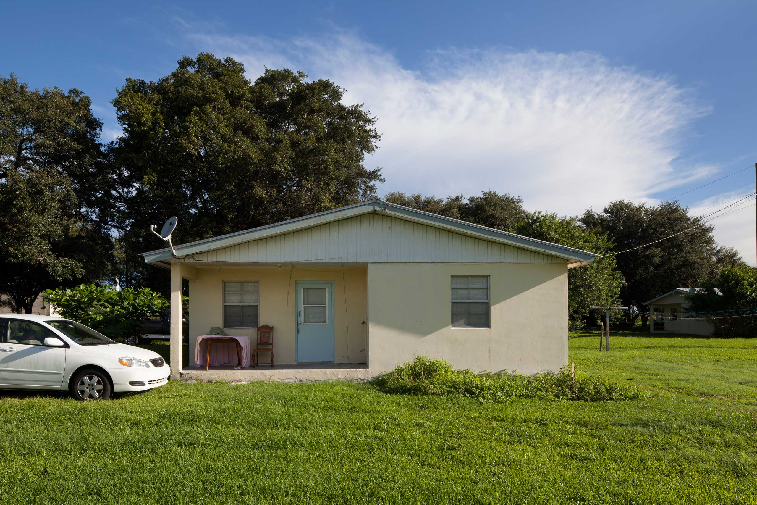Tracy's House, Miracle Village, Fl.
