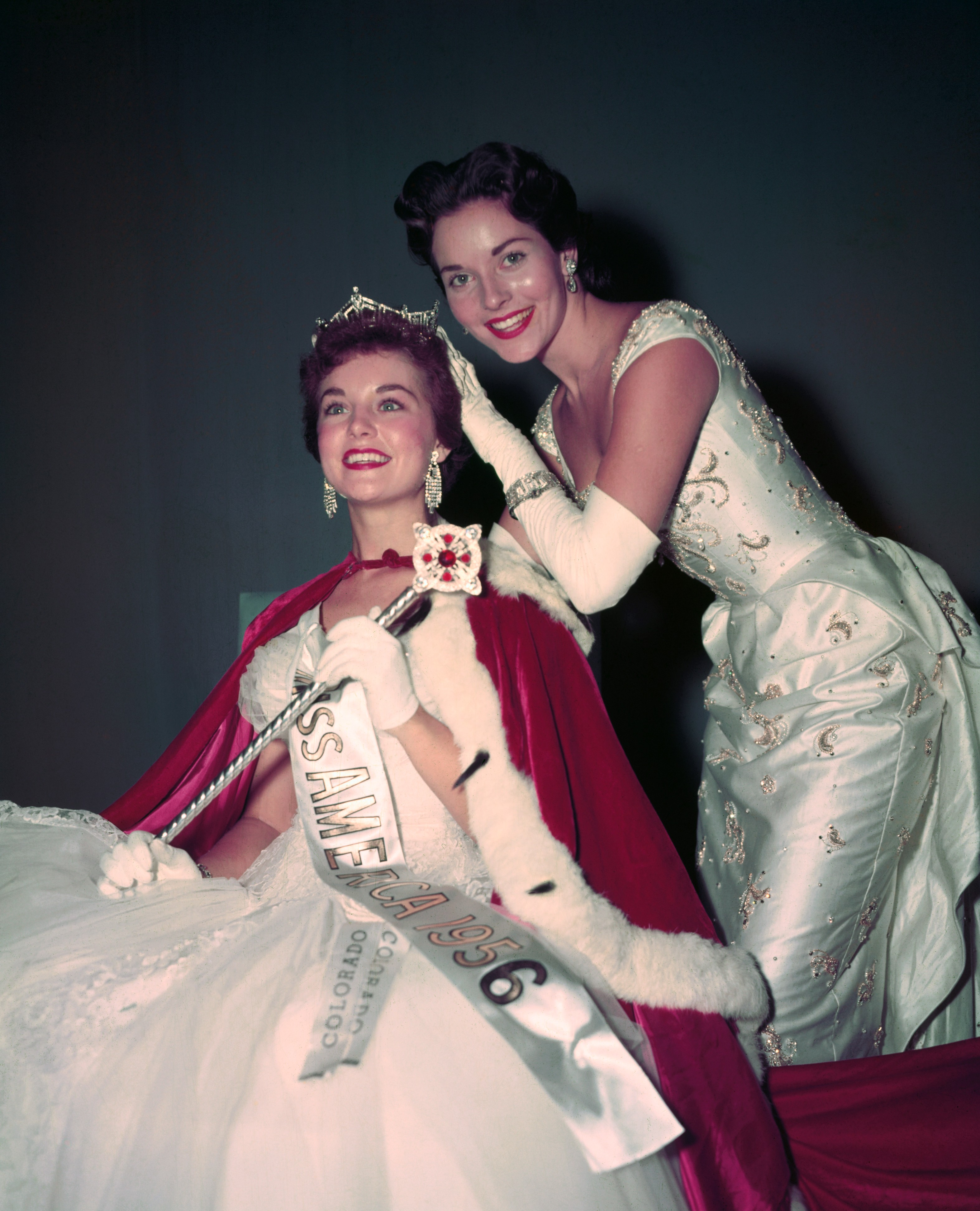 1956: Sharon Kay Ritchie from Denver