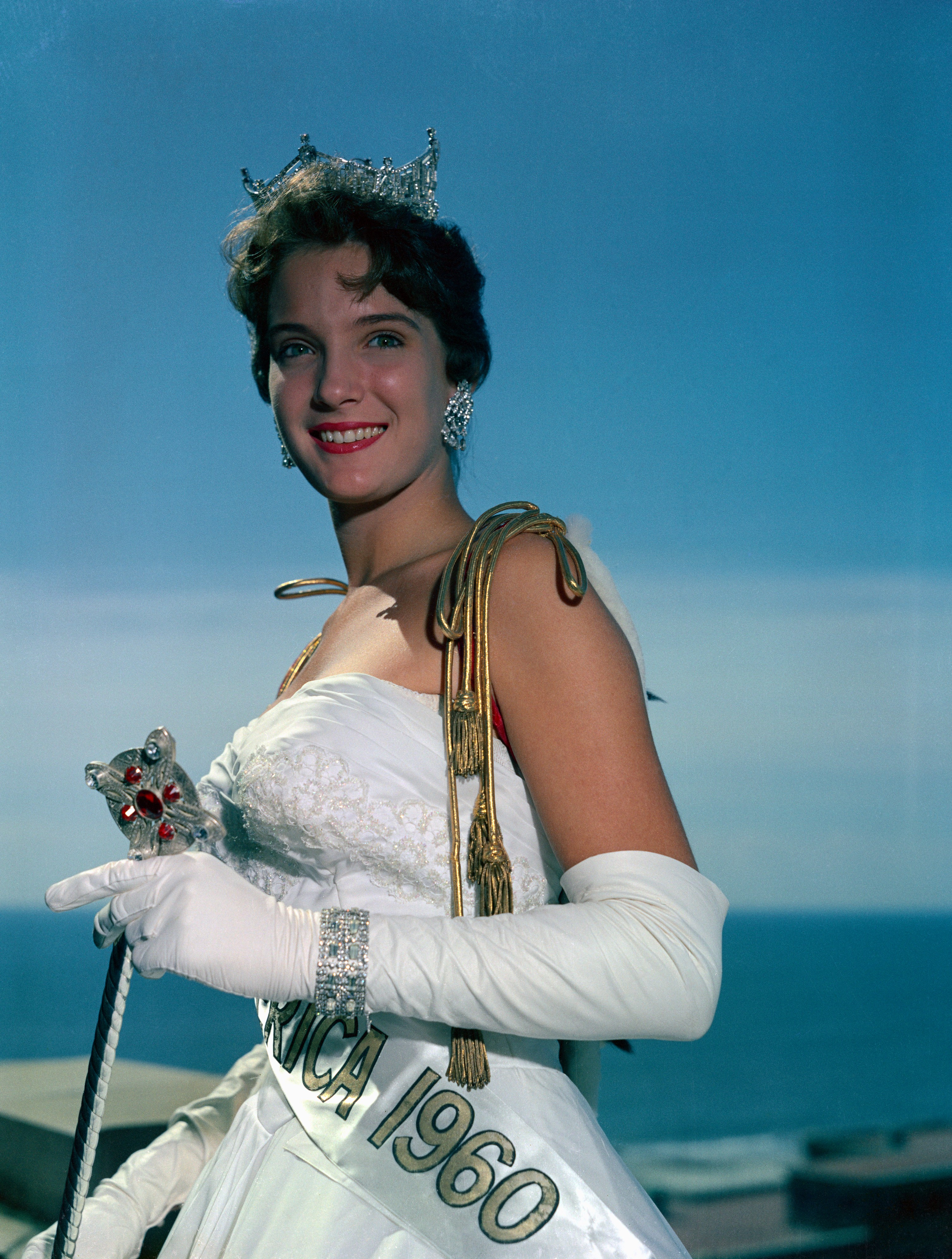1960: Lynda Mead from Natchez, Miss.