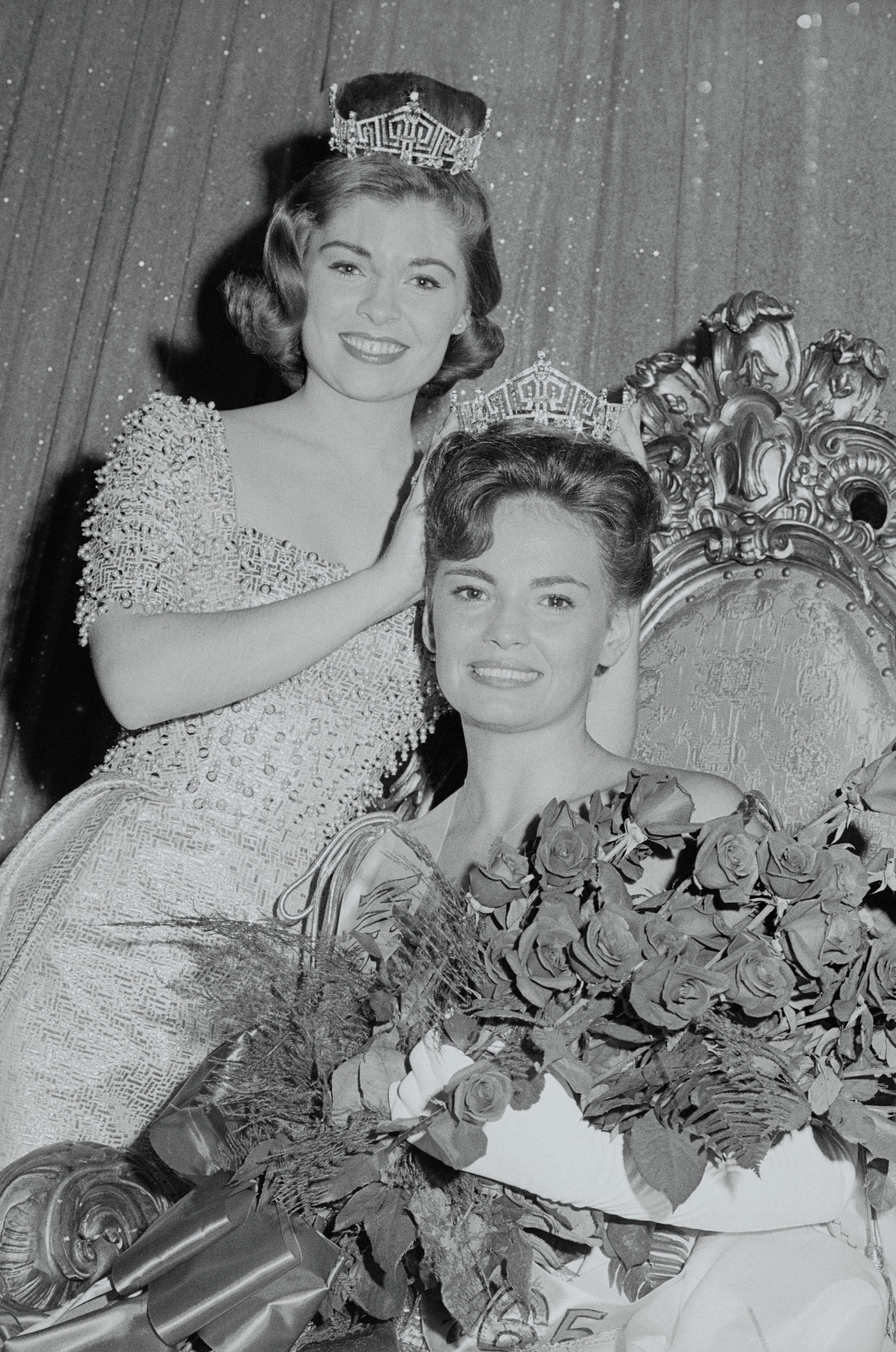1965: Vonda Van Dyke from Phoenix