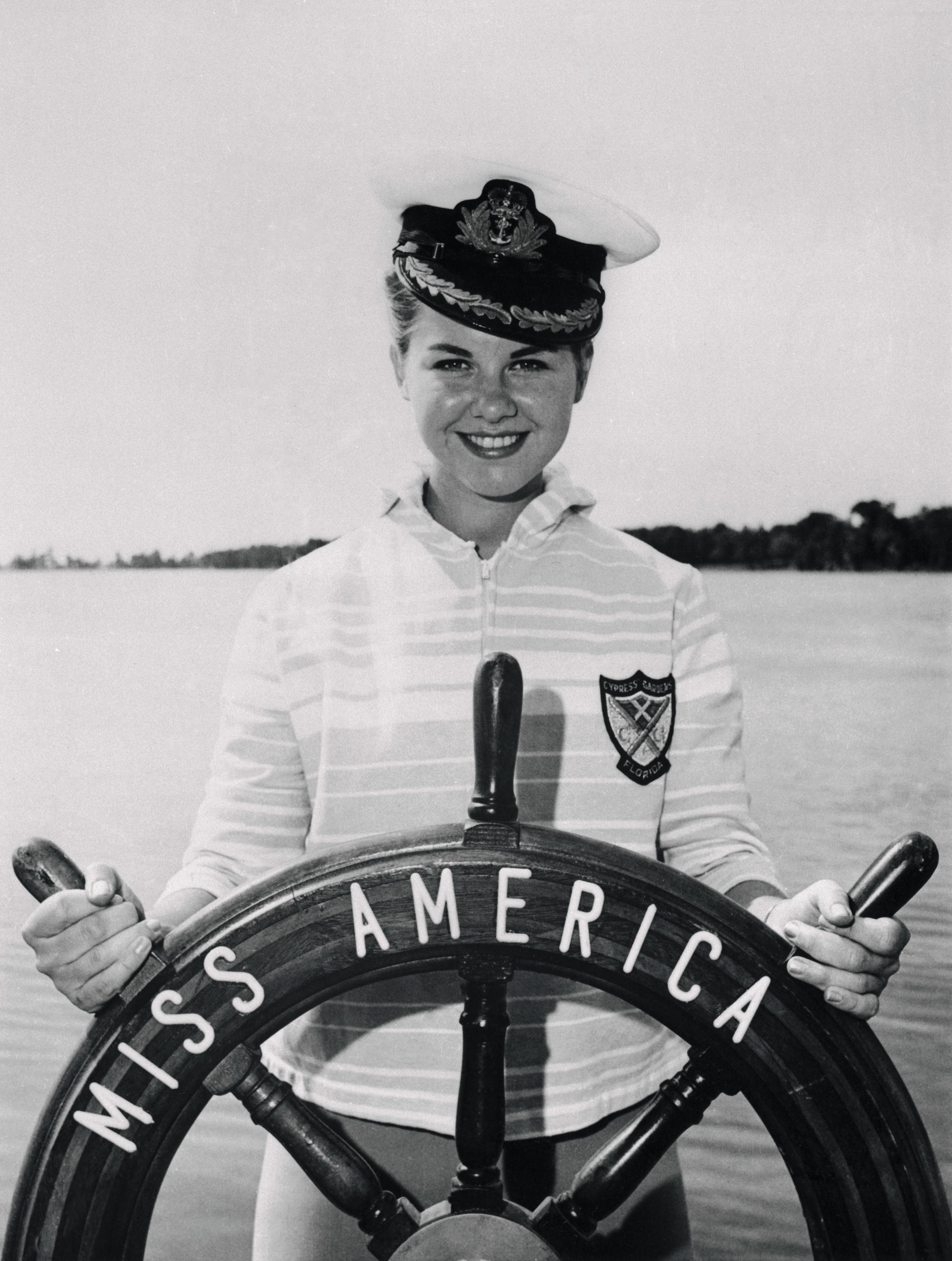 1968: Debra Barnes from Pittsburg, Kan.