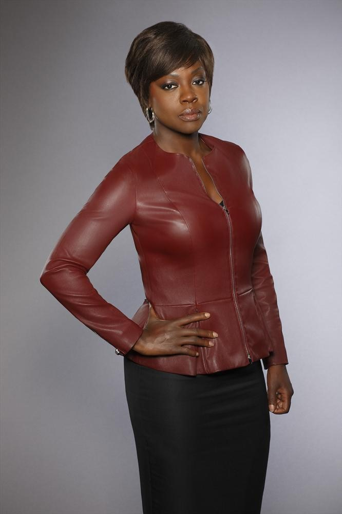 How to Get Away with Murder  stars Viola  Davis as Professor Annalise Keating.