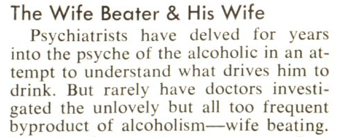 From the Sept. 25, 1964, issue of TIME
