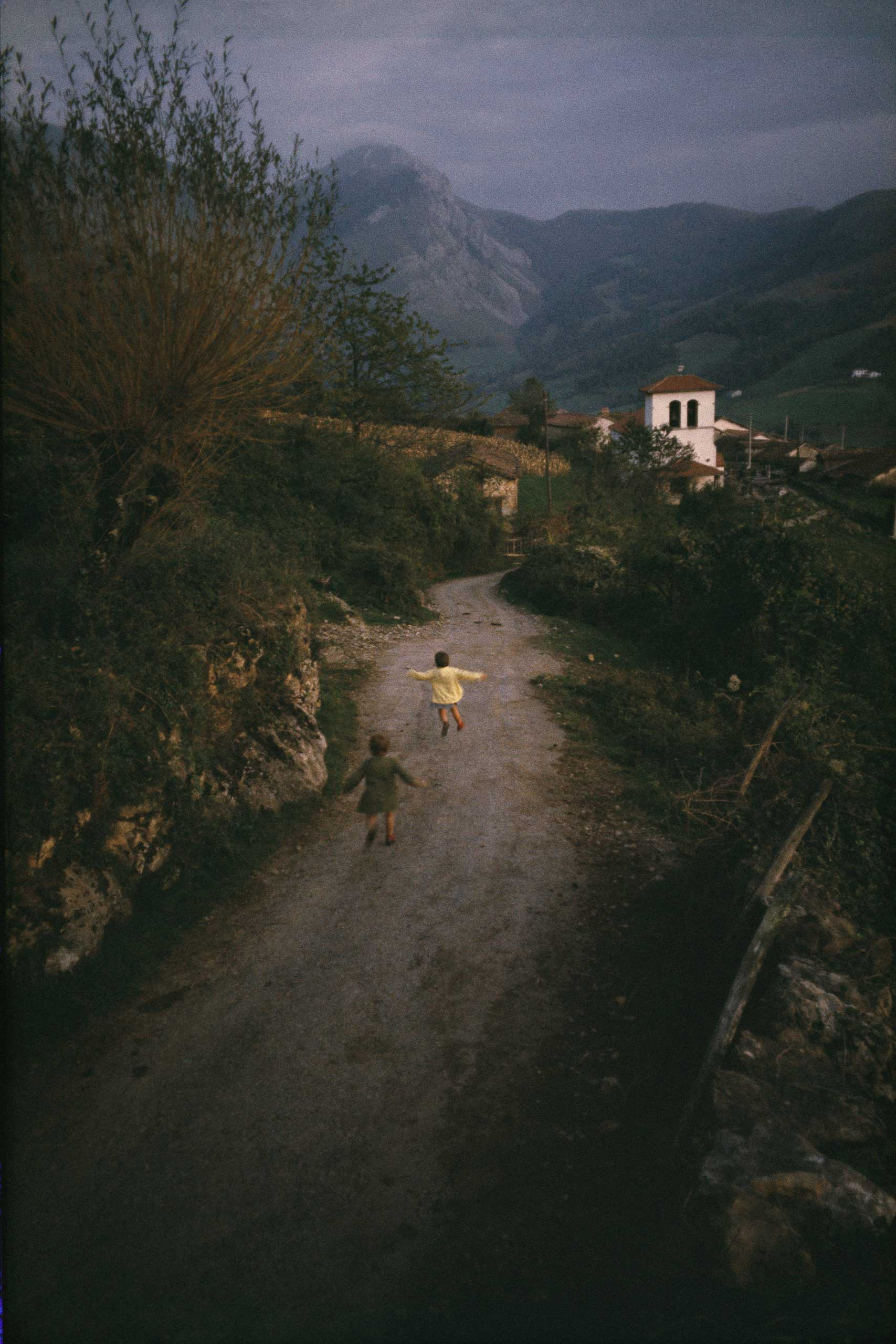 Béhorléguy, Basque Country, France, 1967.